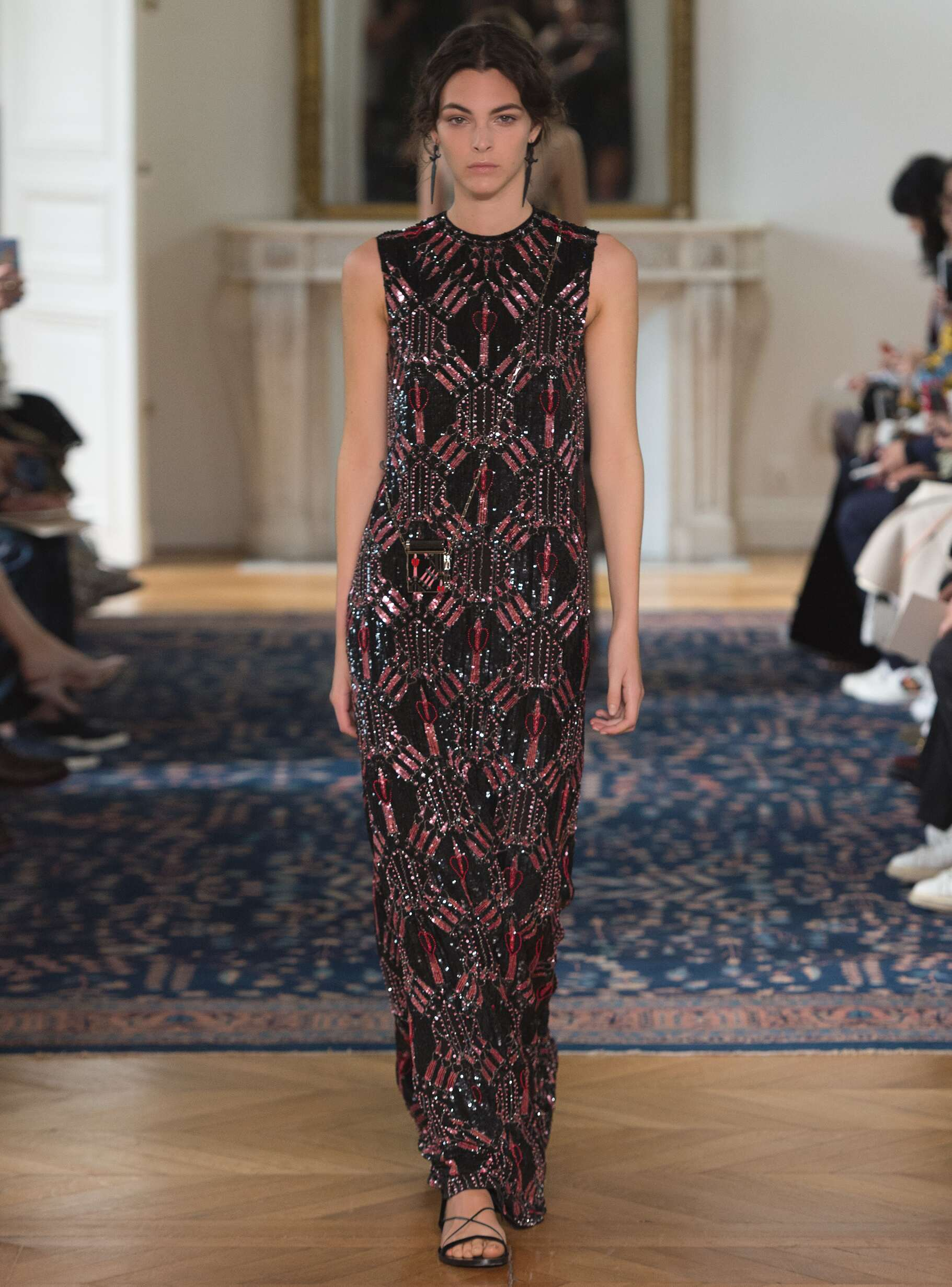 Womenswear Spring Summer Valentino 2017 Trends