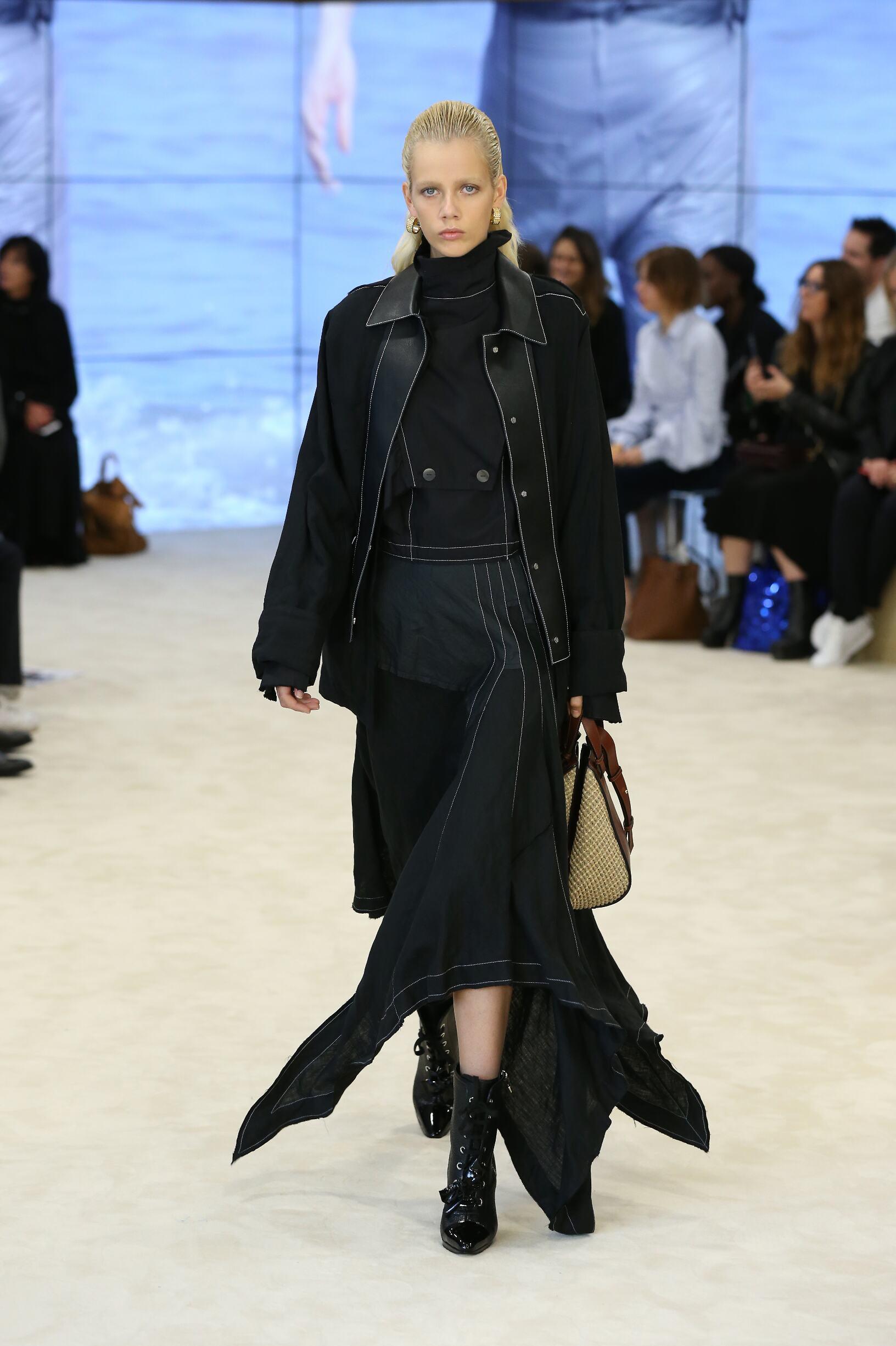 Womenswear Summer Loewe 2017