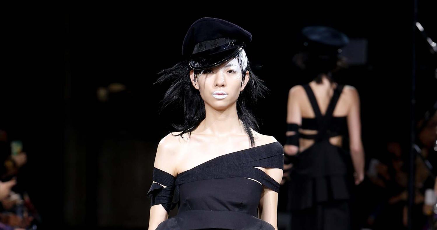 Yohji Yamamoto Fashion Show SS 2017 Paris