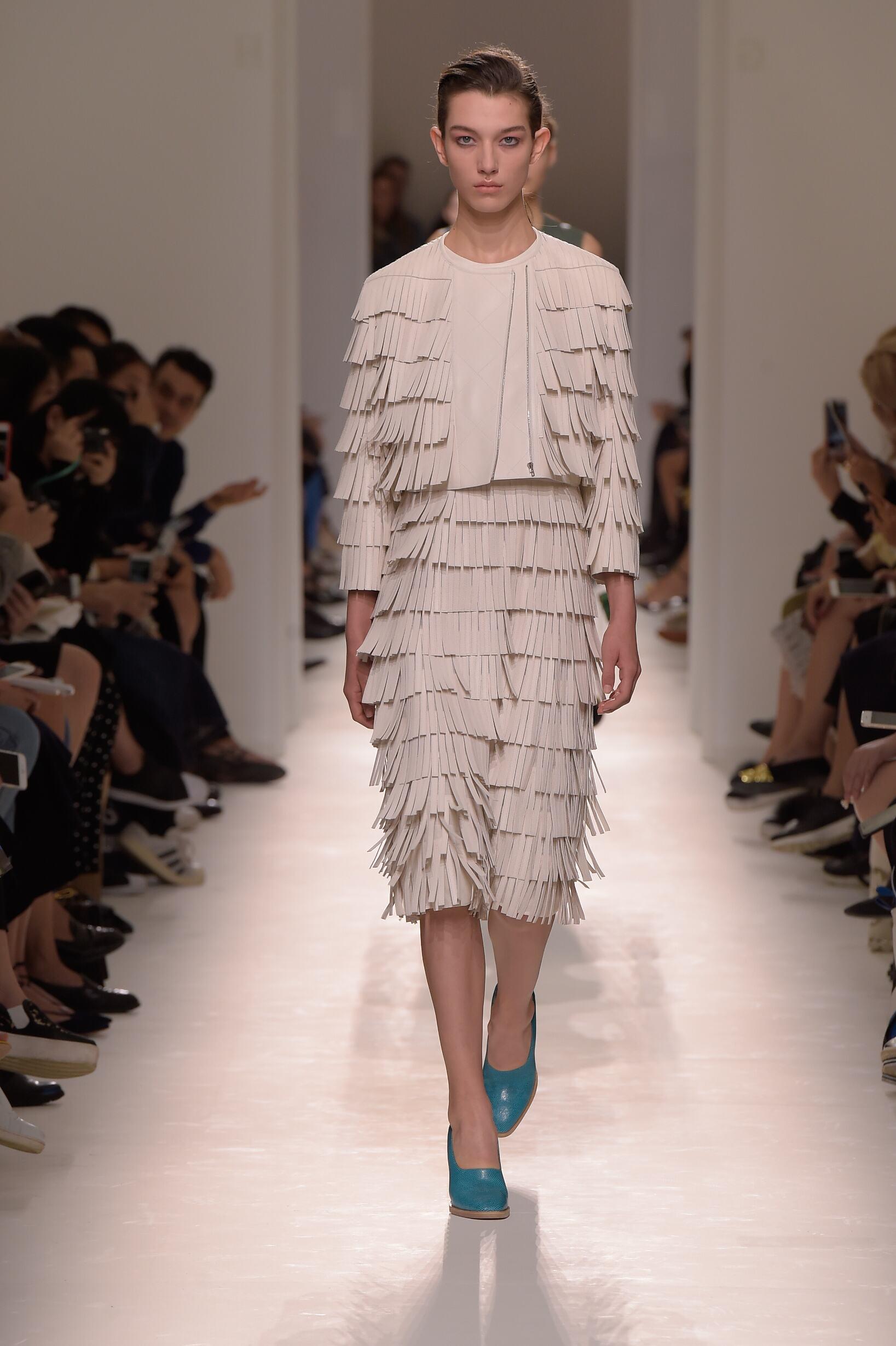 2017 Hermès Catwalk