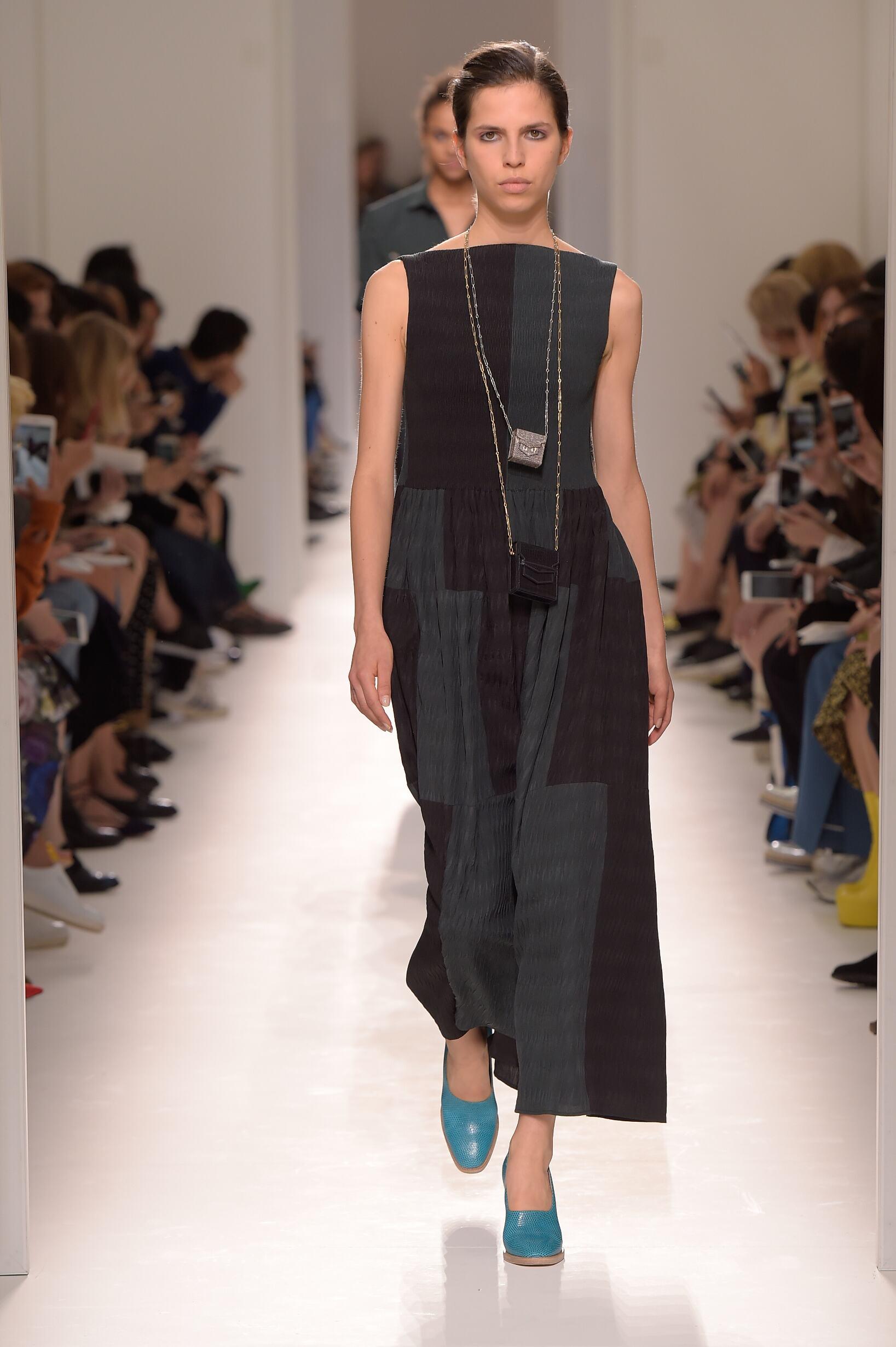 2017 Hermès Spring Catwalk