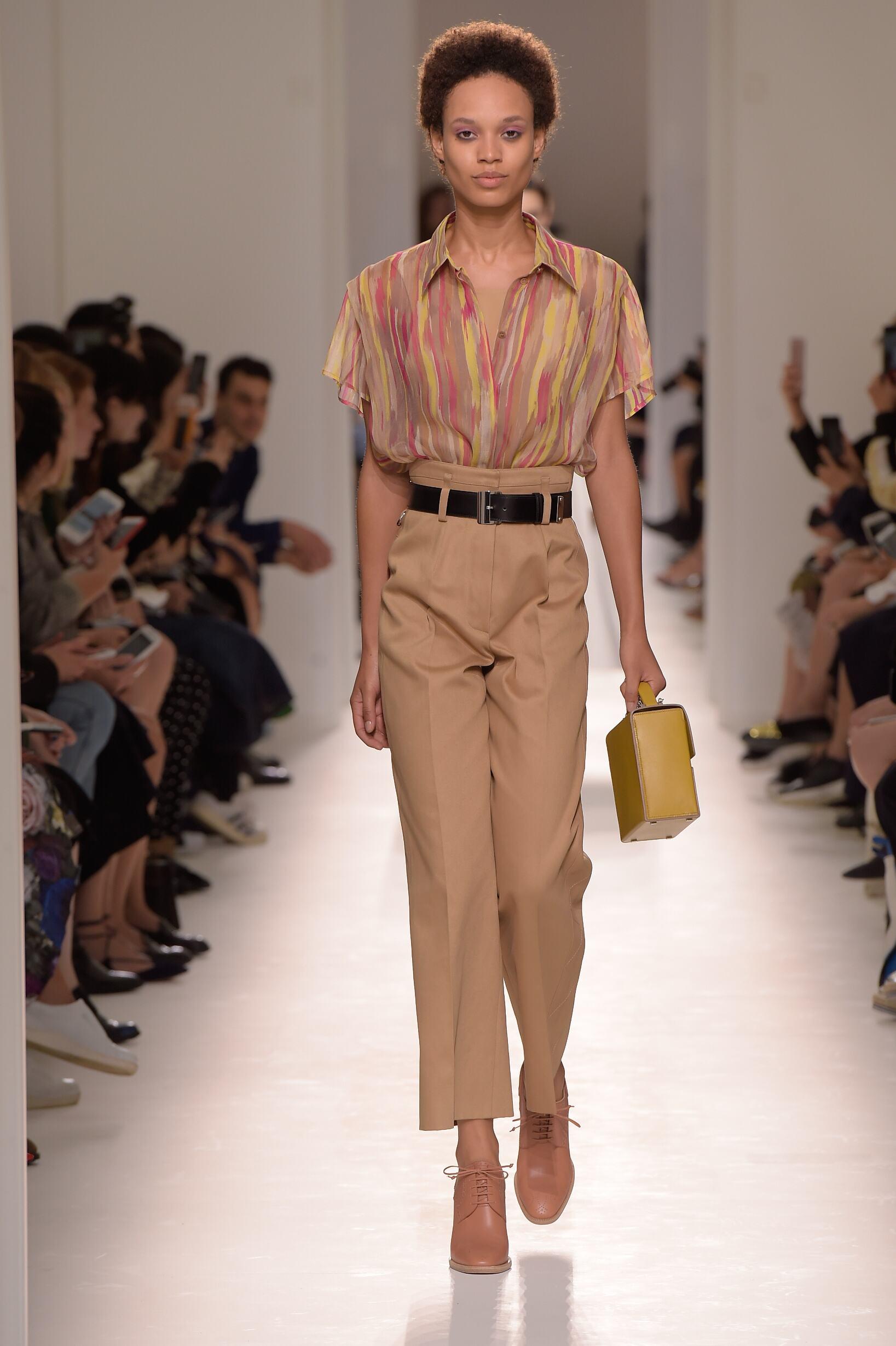 Hermès Spring Summer 2017 Womens Collection Paris Fashion Week