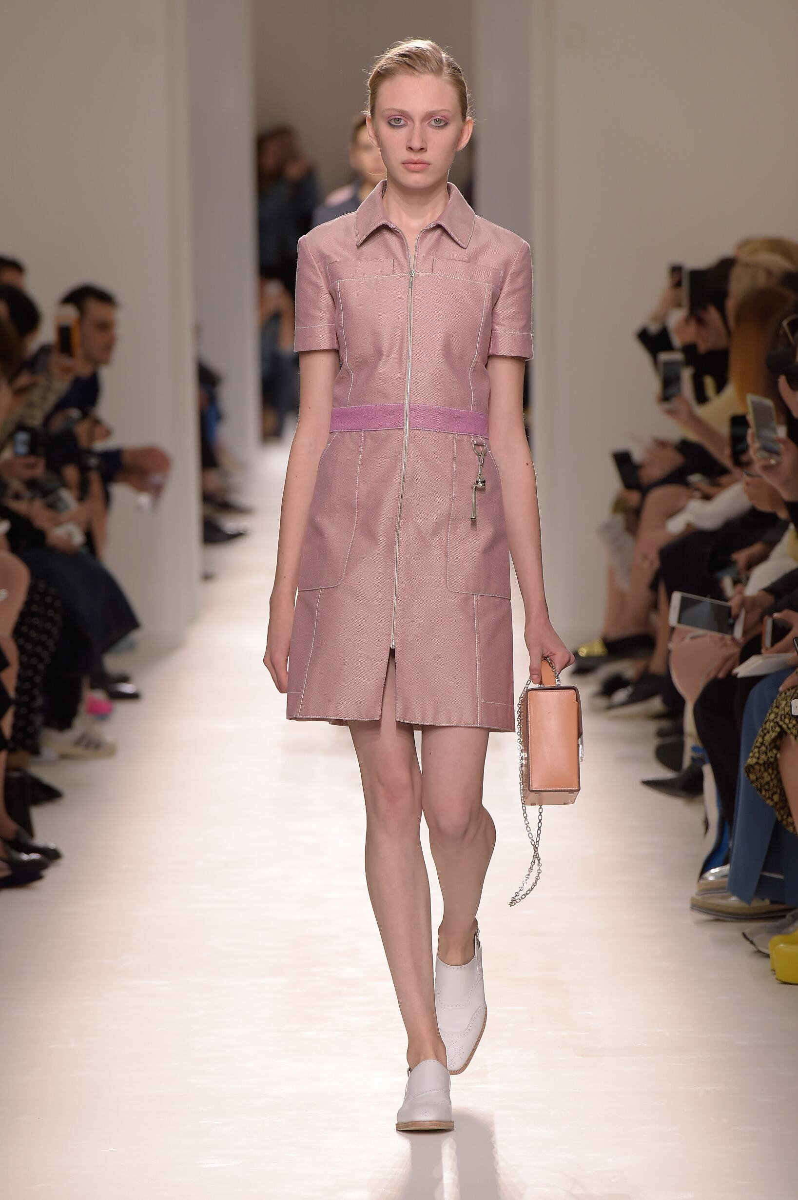 SS 2017 Fashion Show Hermès
