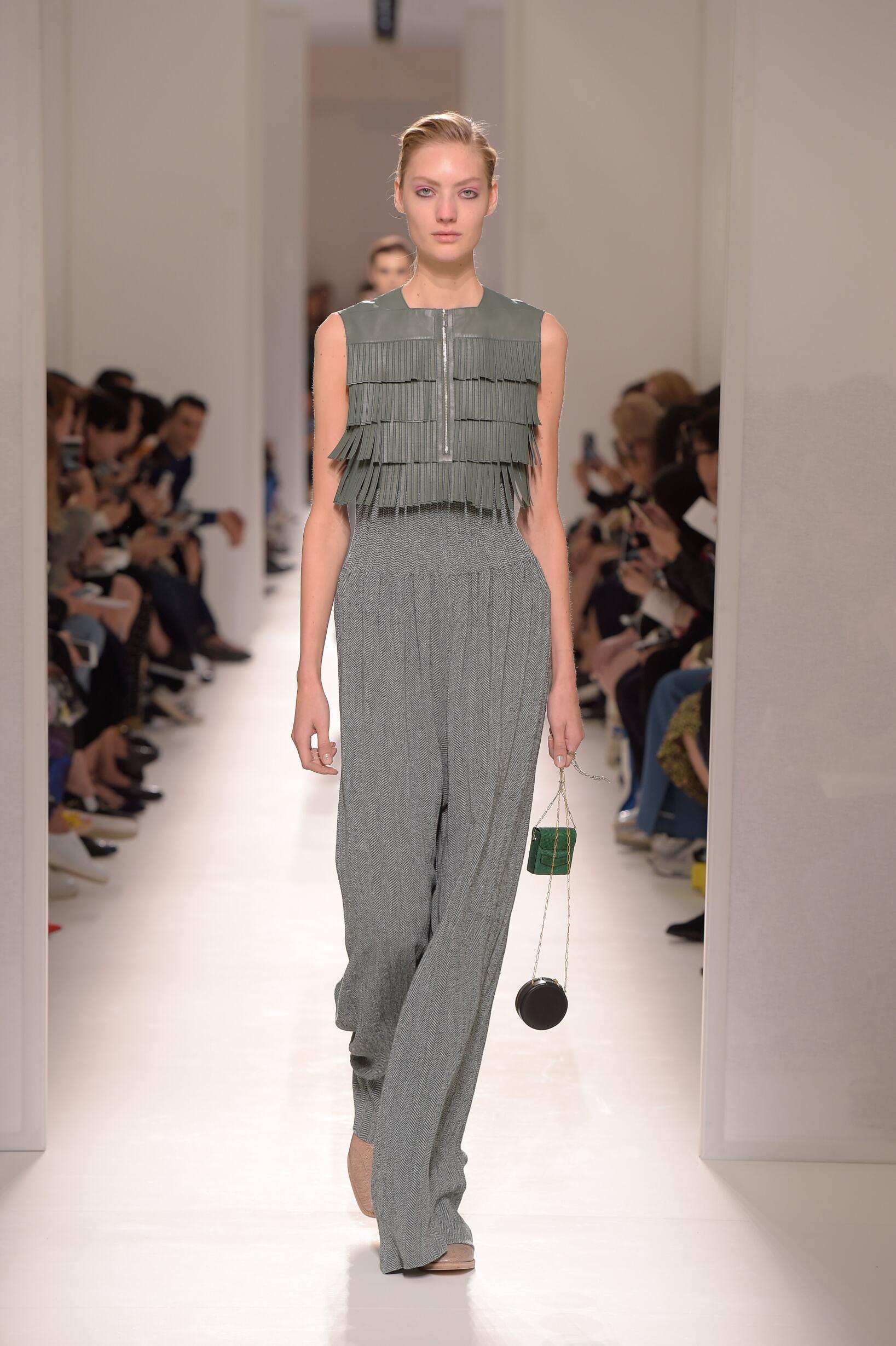 SS 2017 Hermès Fashion Show Paris