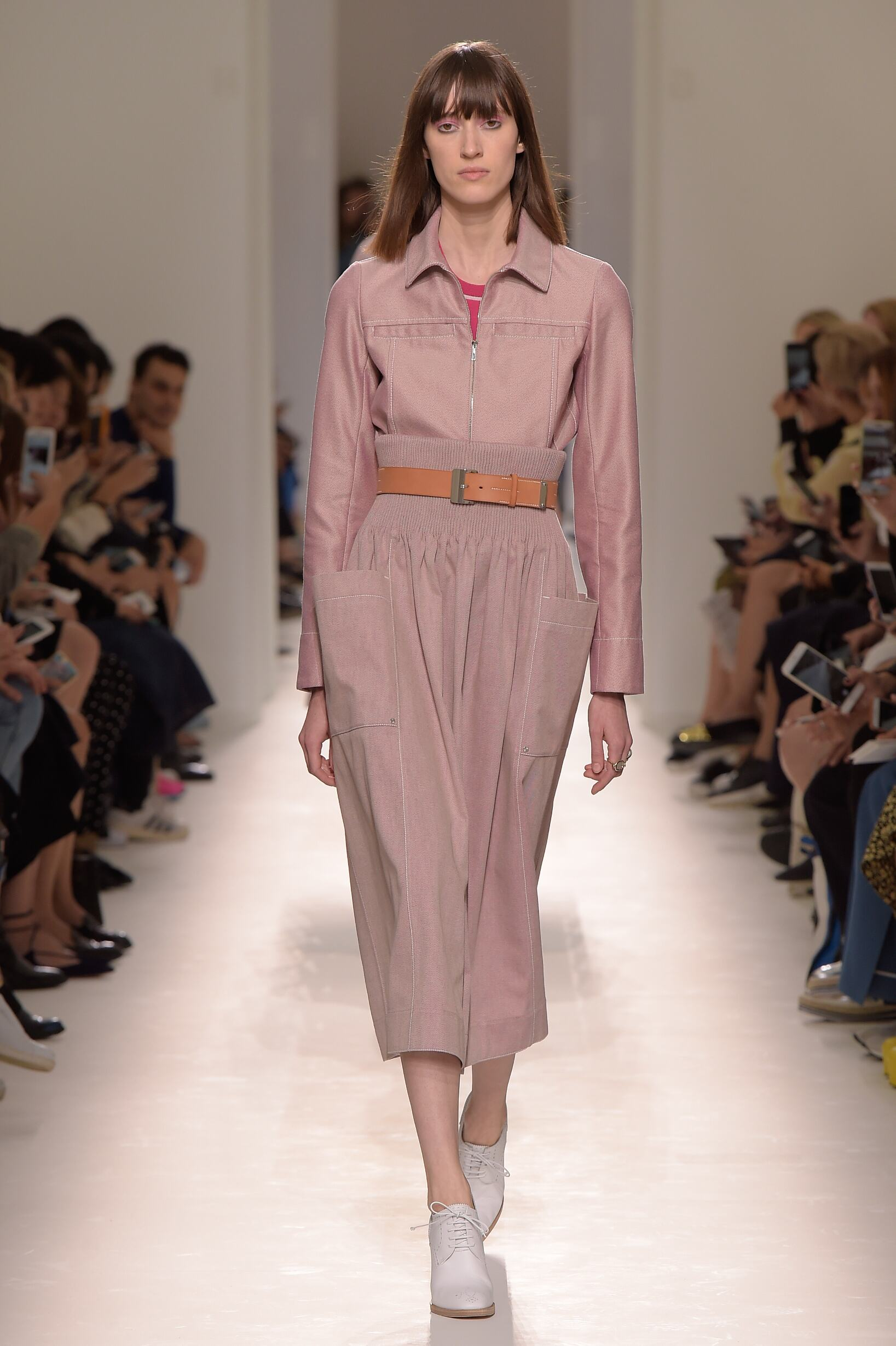 SS 2017 Hermès Fashion Show