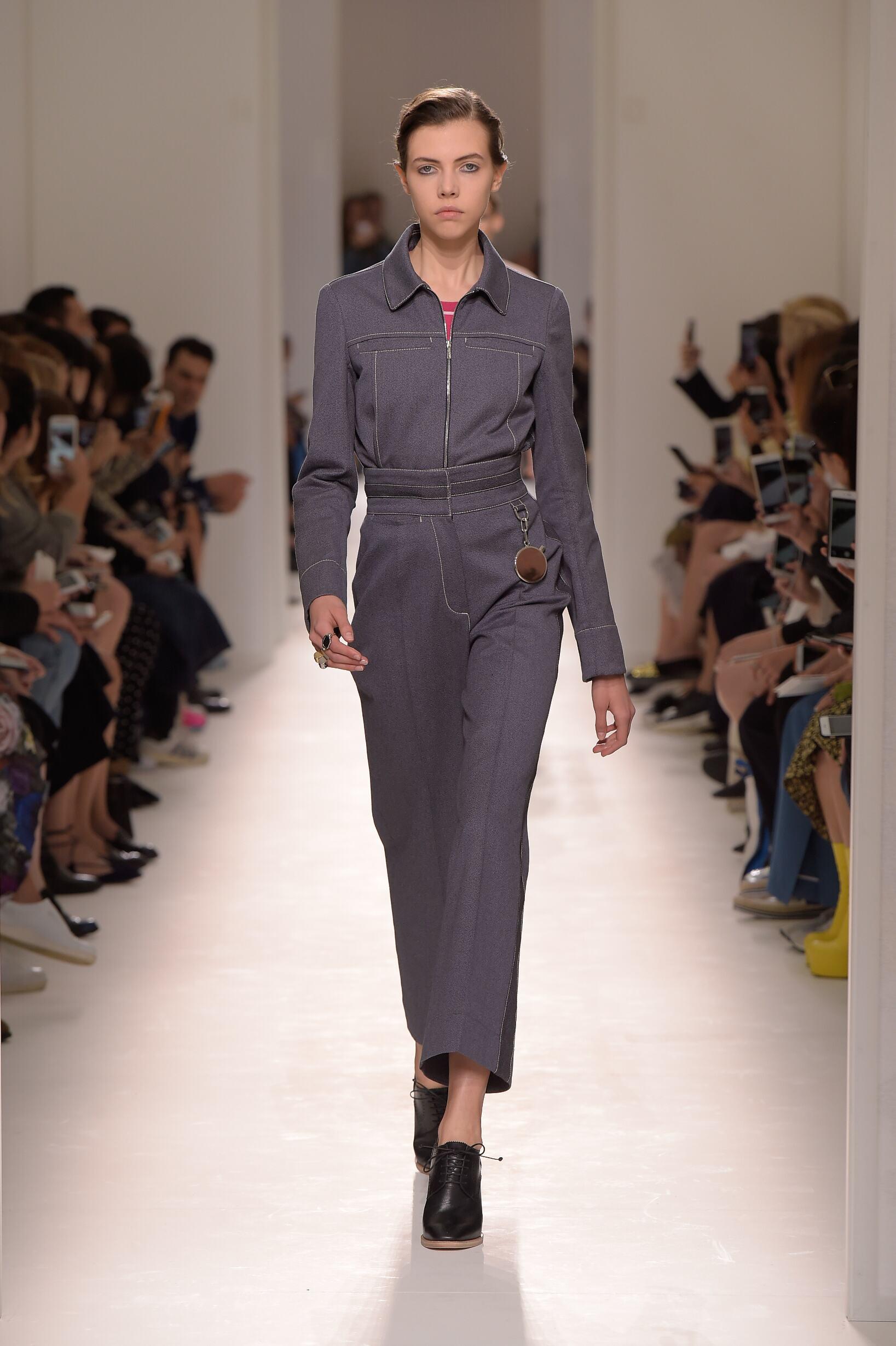 Spring 2017 Womenswear Hermès