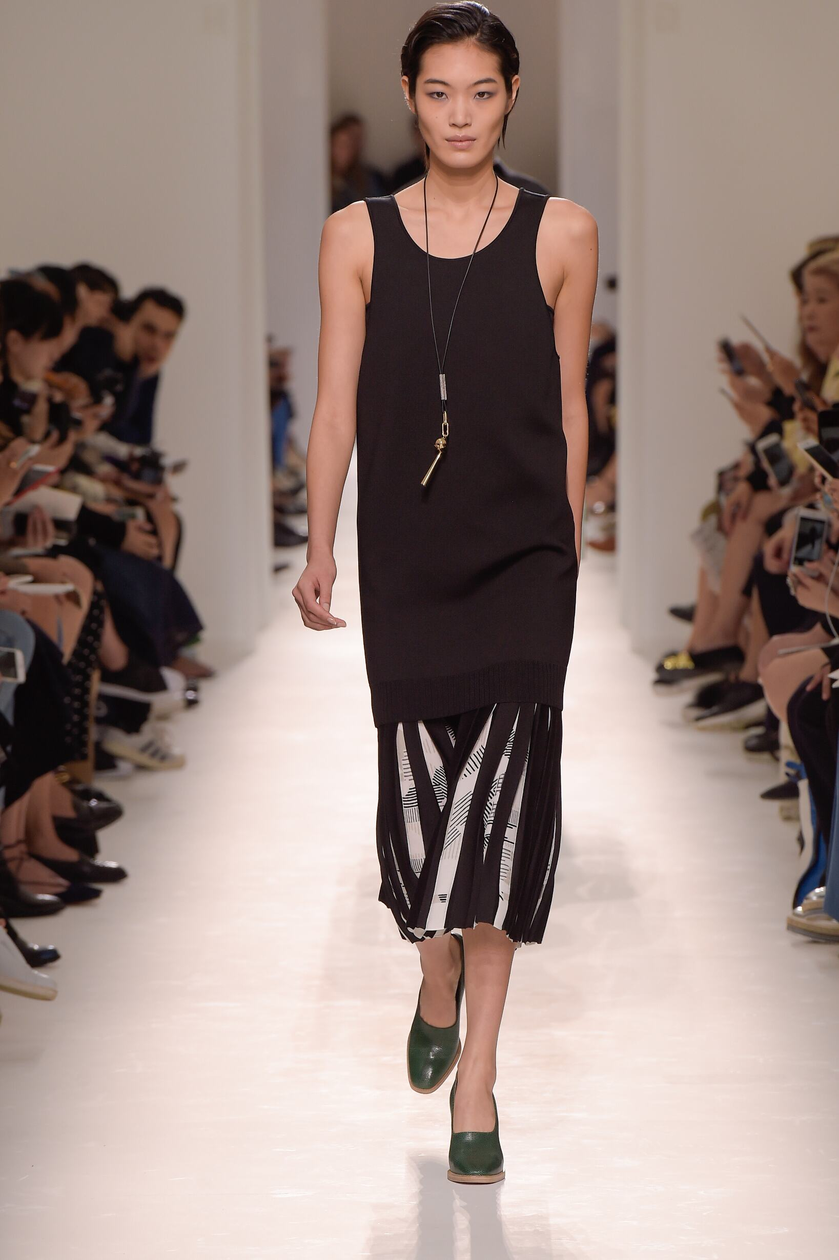 Spring Summer 2017 Woman Paris Hermès Collection