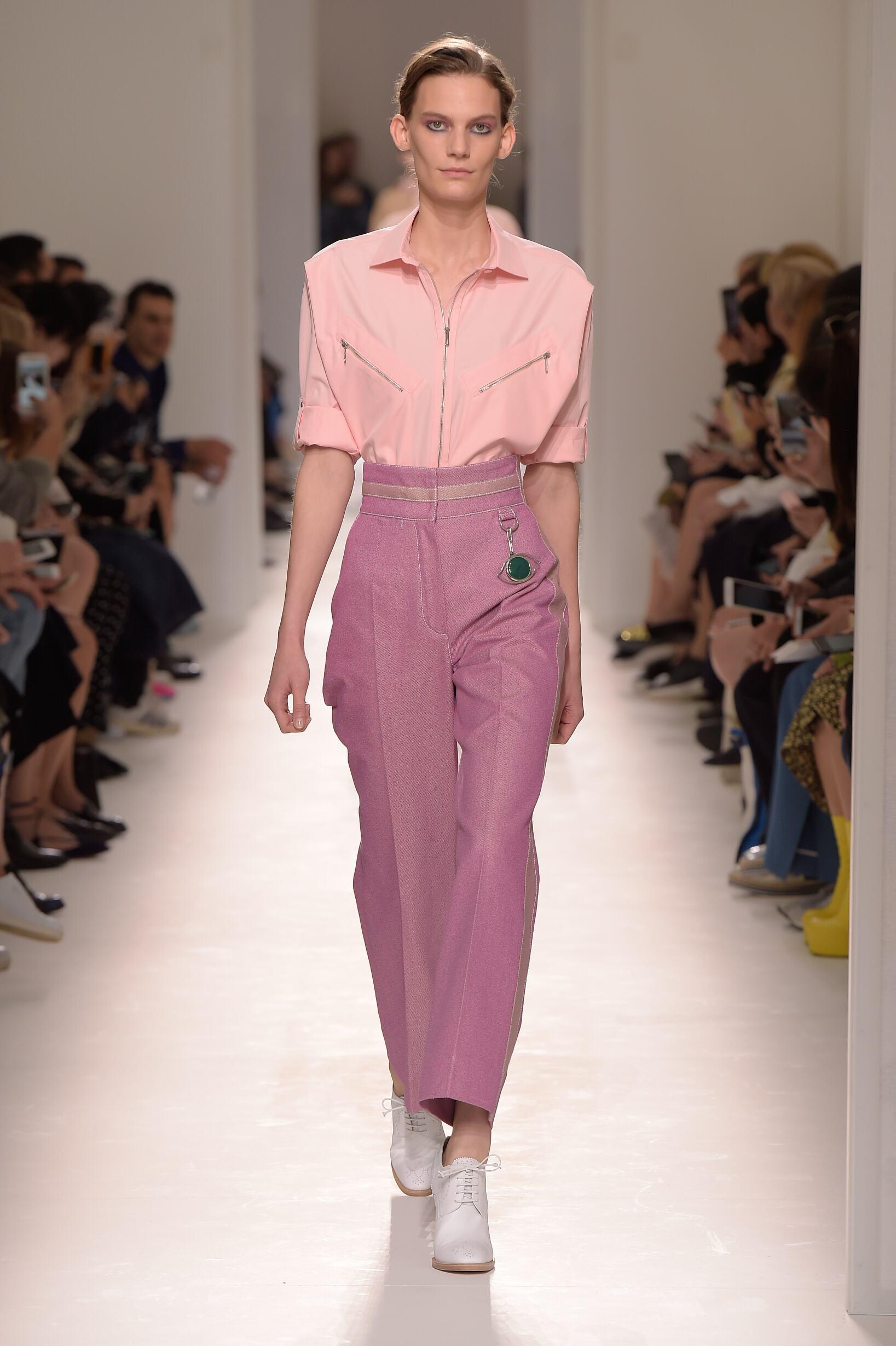 Summer 2017 Fashion Trends Hermès