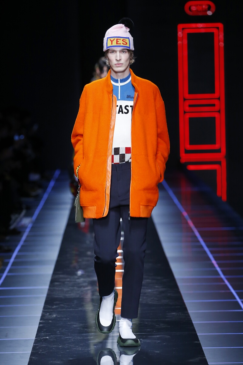 2017-18 Fendi Catwalk
