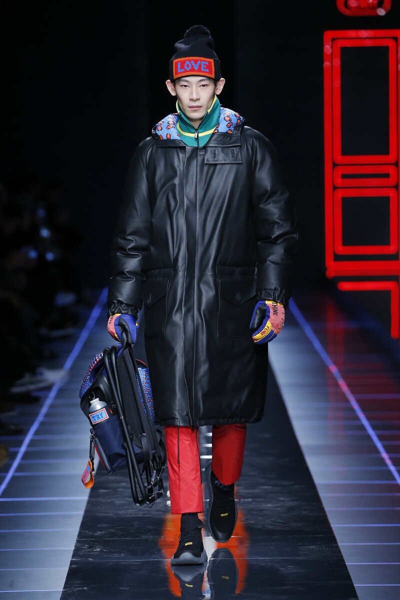 2017-18 Fendi Winter Catwalk