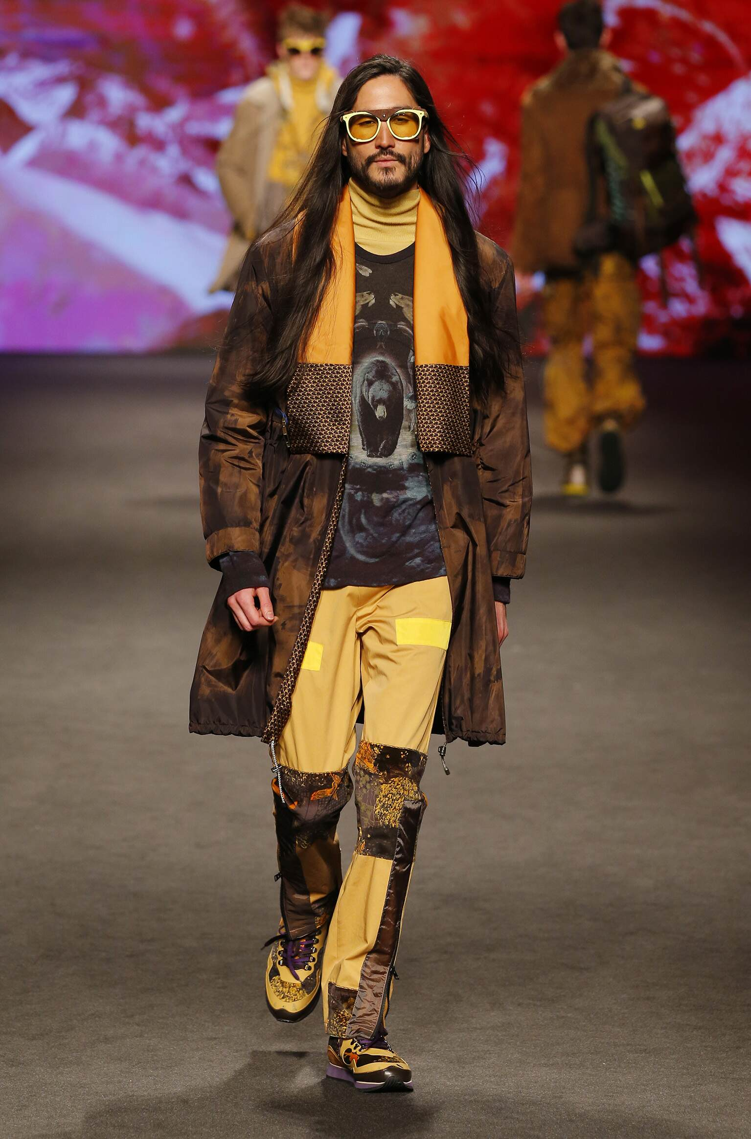 2017 Catwalk Etro Winter