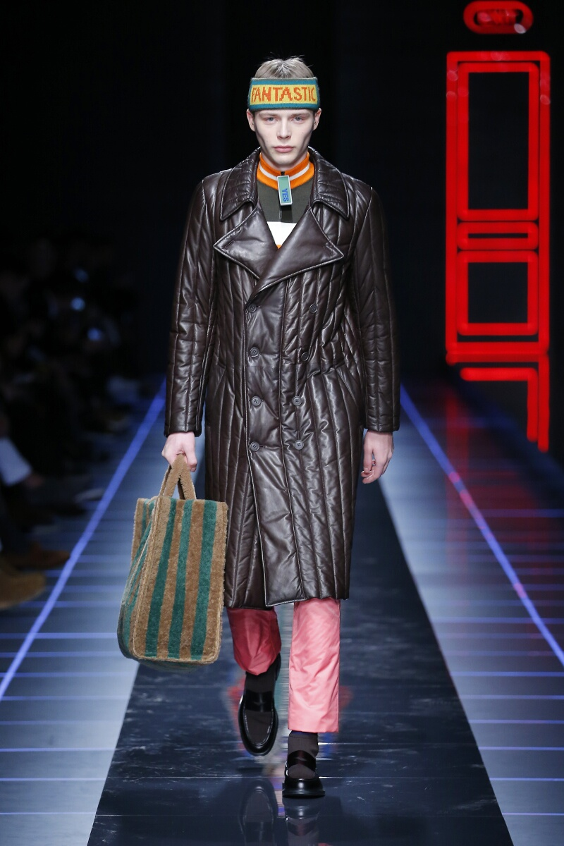 2017 Catwalk Fendi