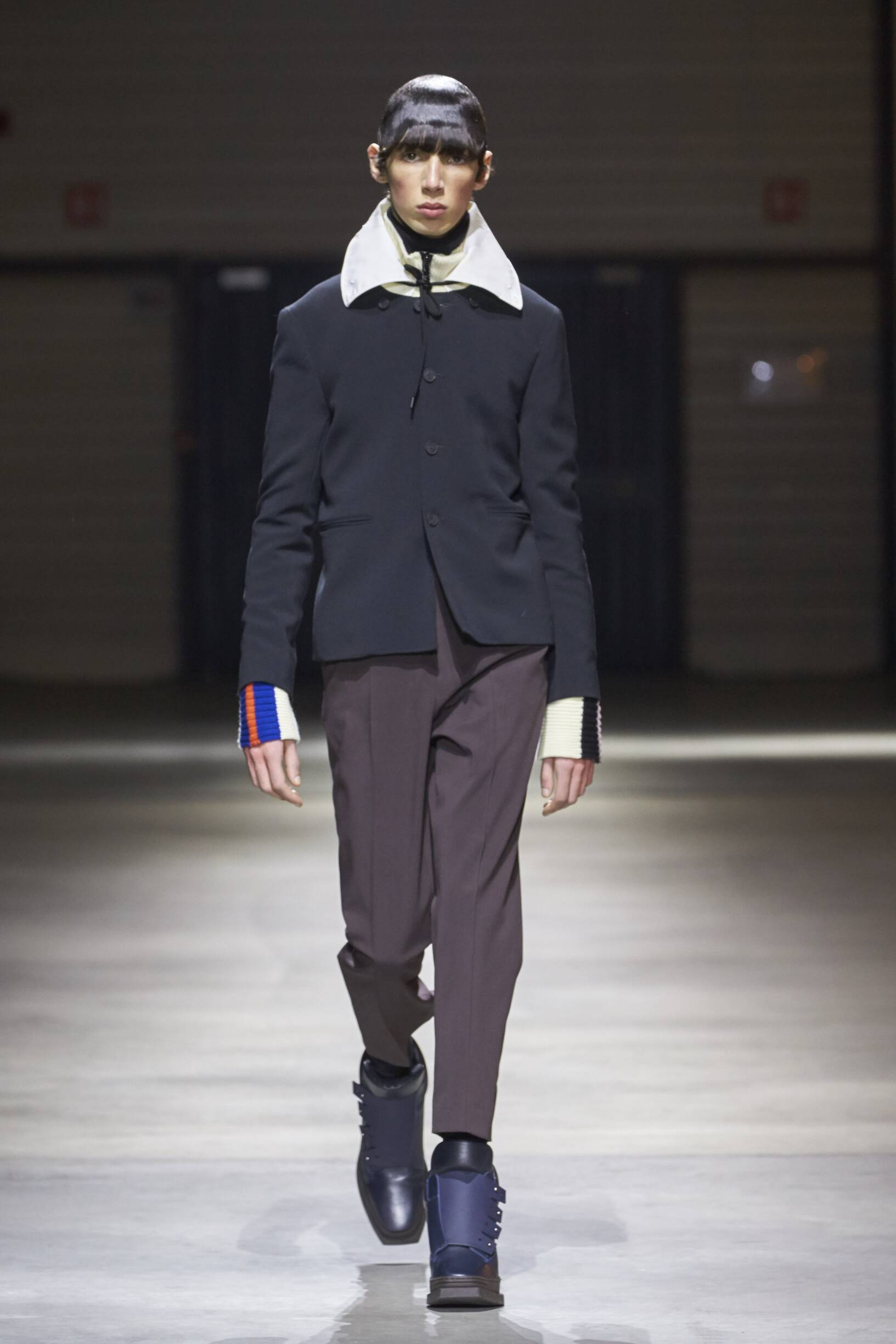 2017 Catwalk Kenzo Man Fashion Show Winter