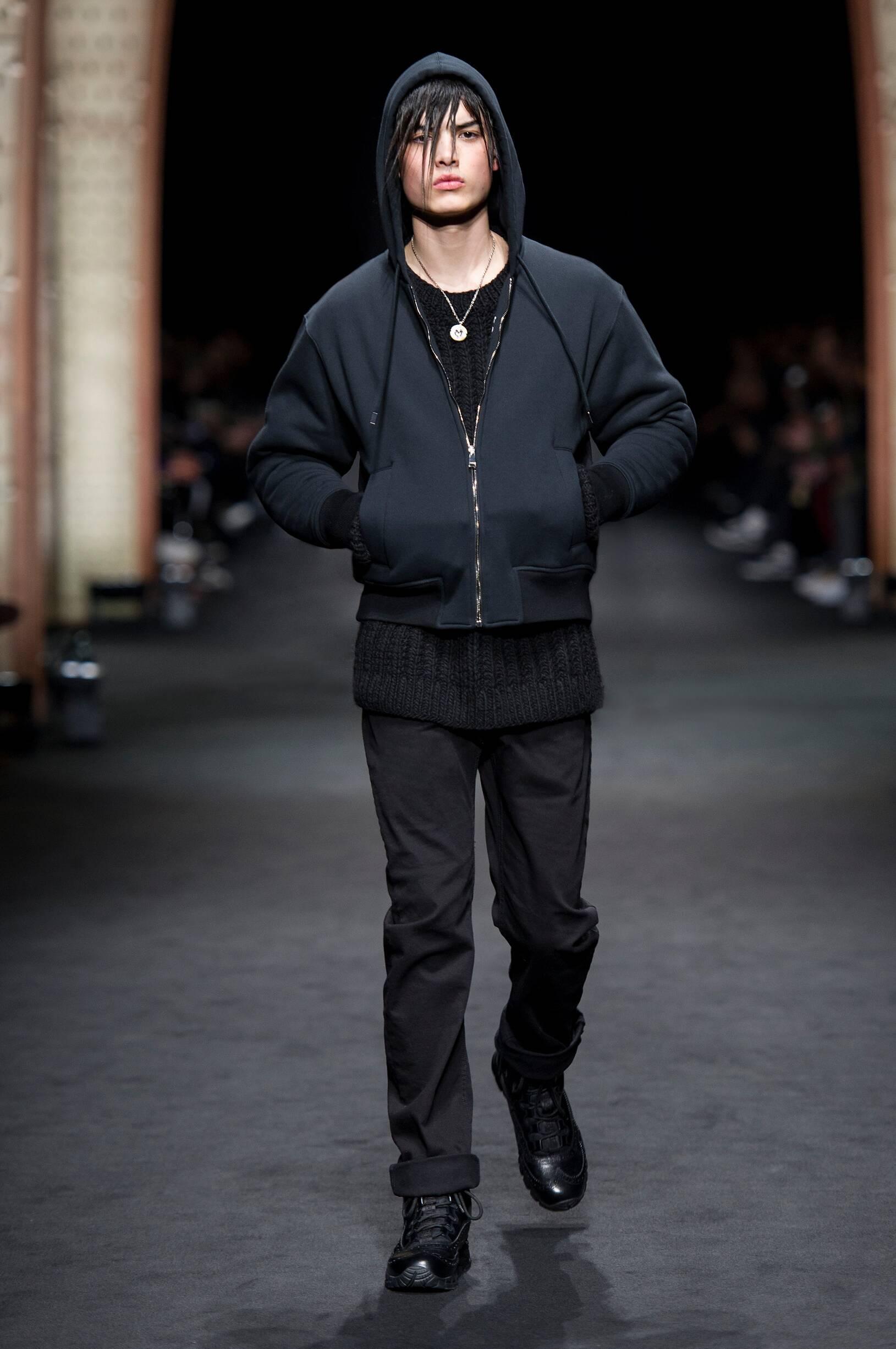 2017 Catwalk Versace Winter
