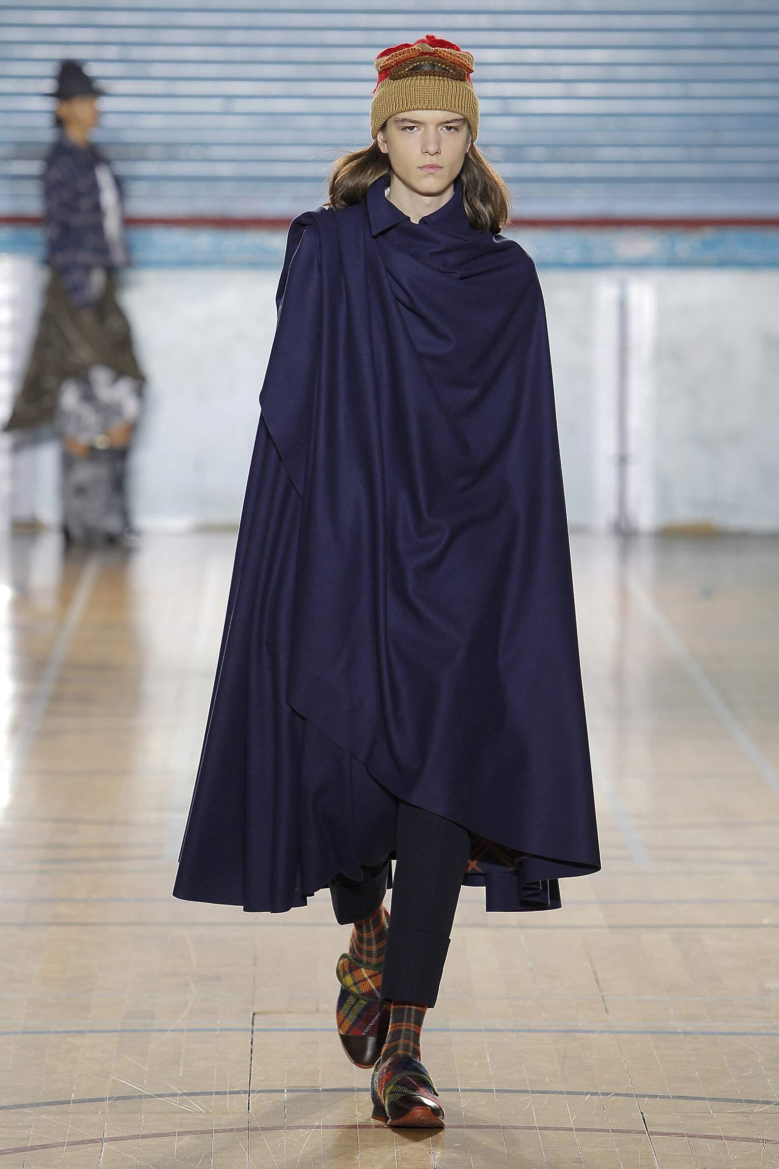 2017 Catwalk Vivienne Westwood Winter