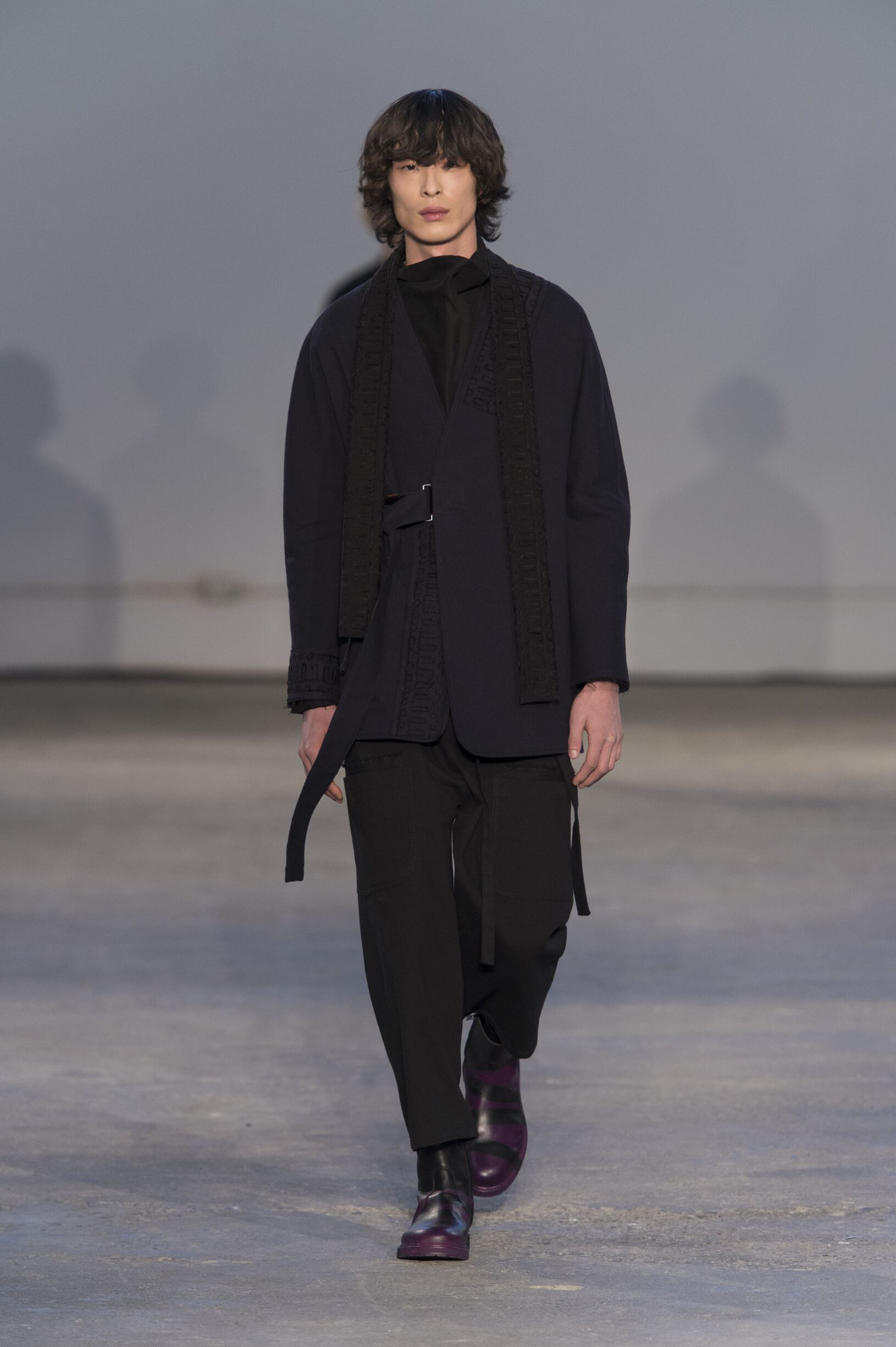 2017 Damir Doma Fall Winter Man