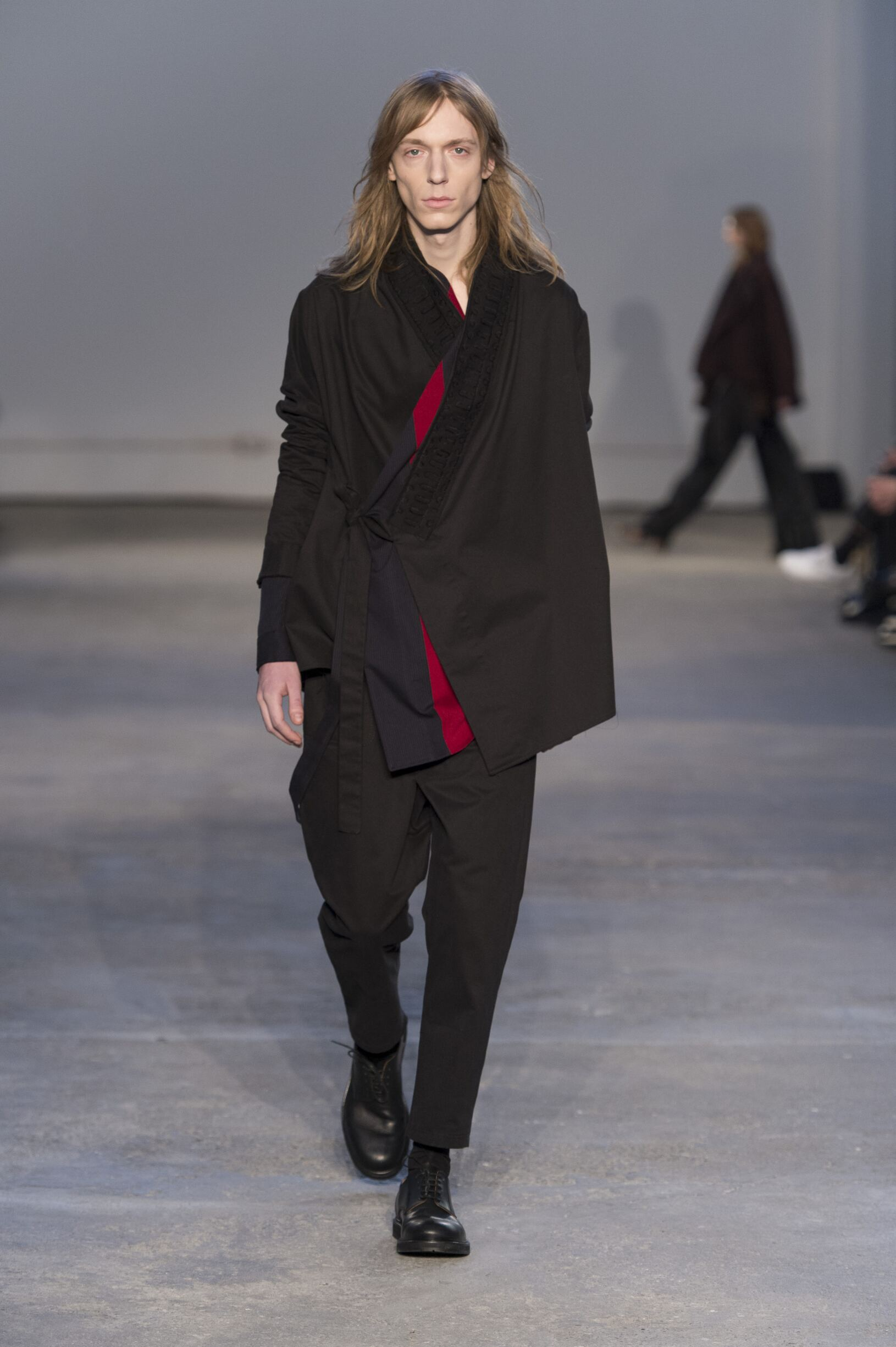 2017 Damir Doma Winter Catwalk