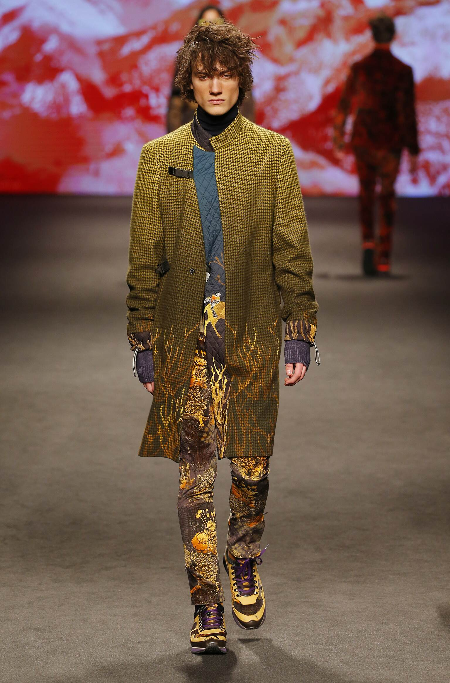 2017 Etro Fall Catwalk