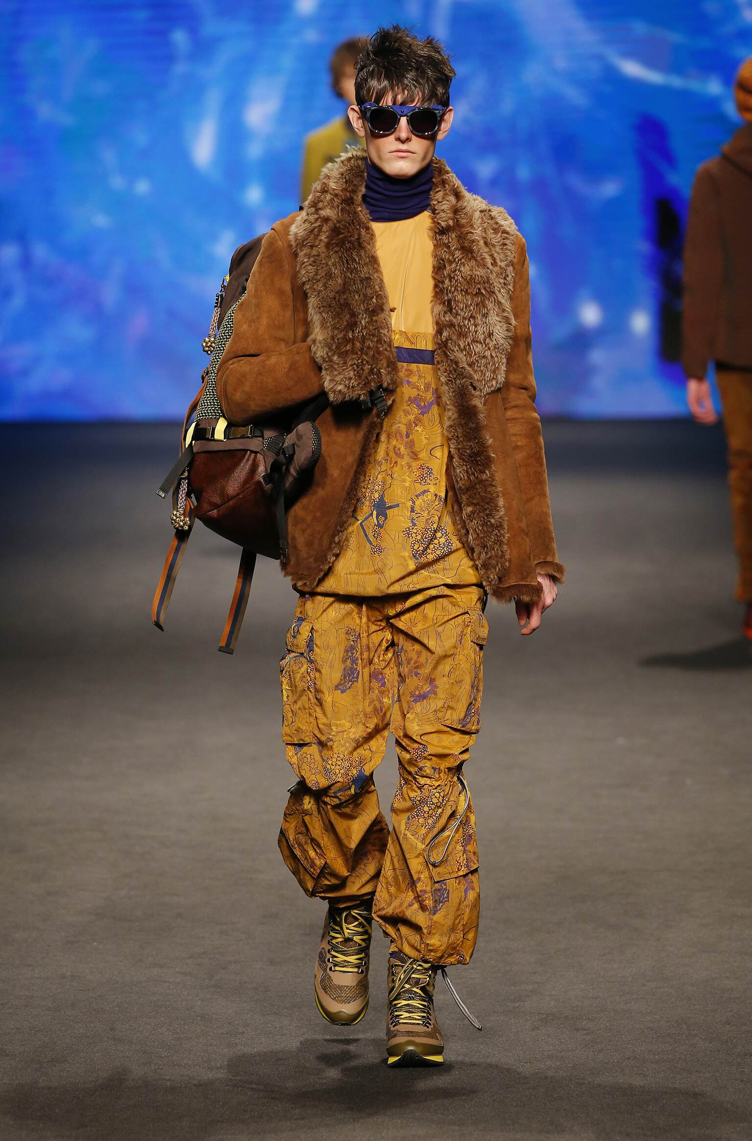 2017 Etro Fall Winter Man