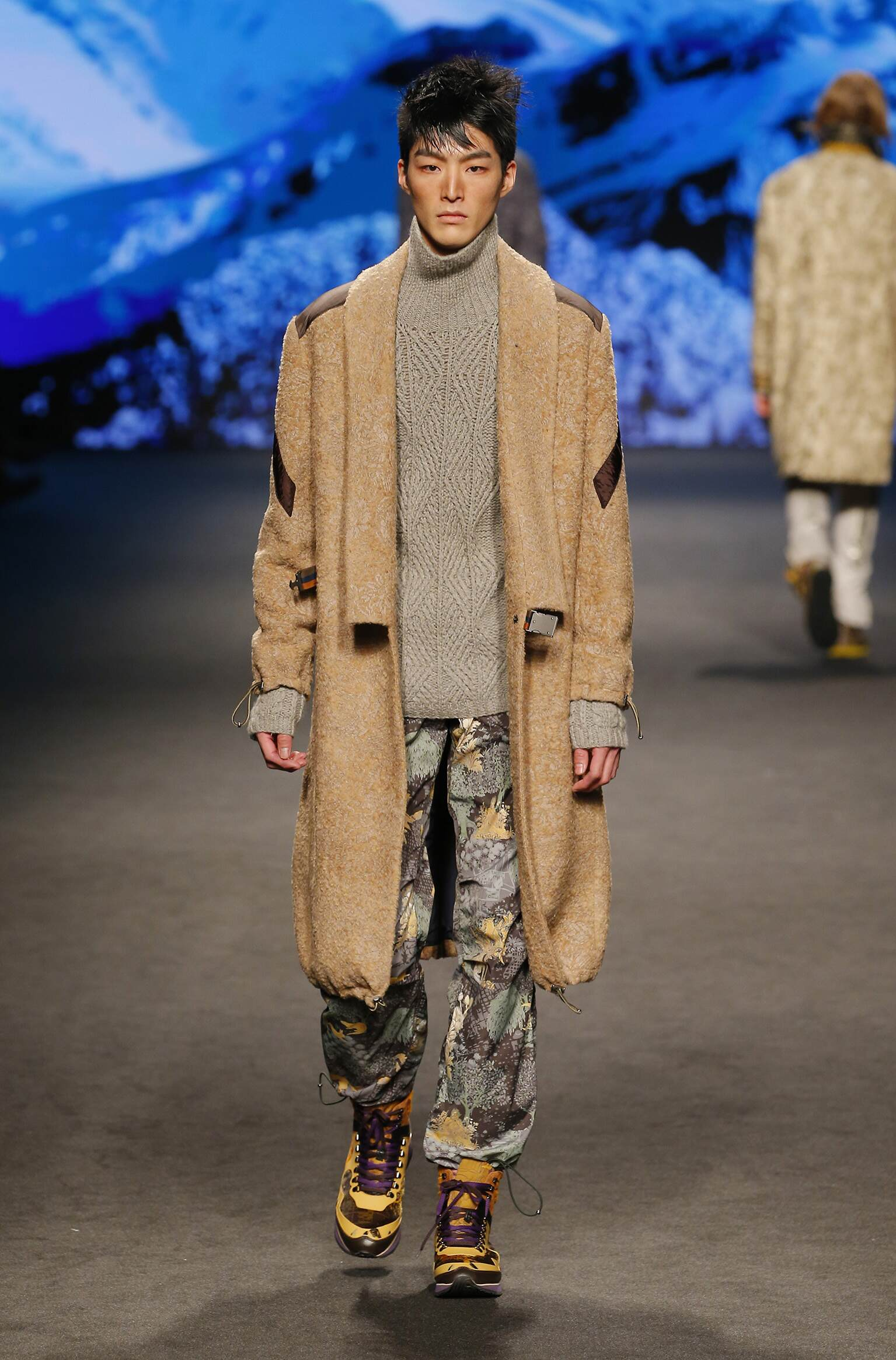 2017 Etro Winter Catwalk