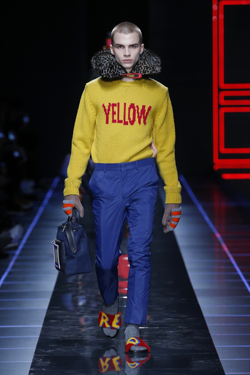 2017 Fashion Trends Fendi