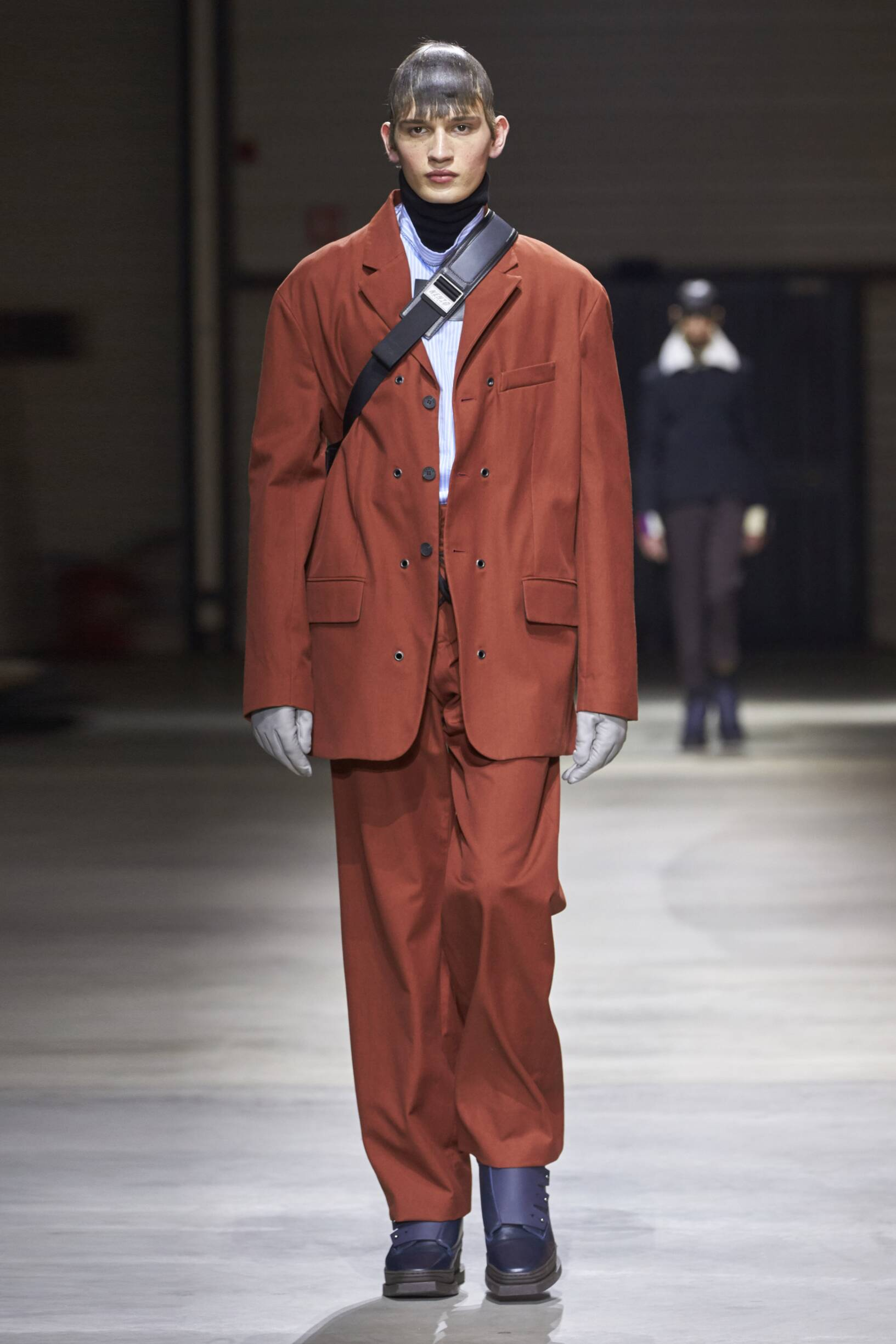 2017 Man Catwalk Kenzo