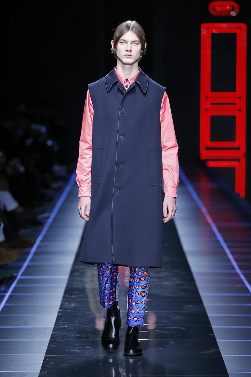 2017 Man Style Fendi