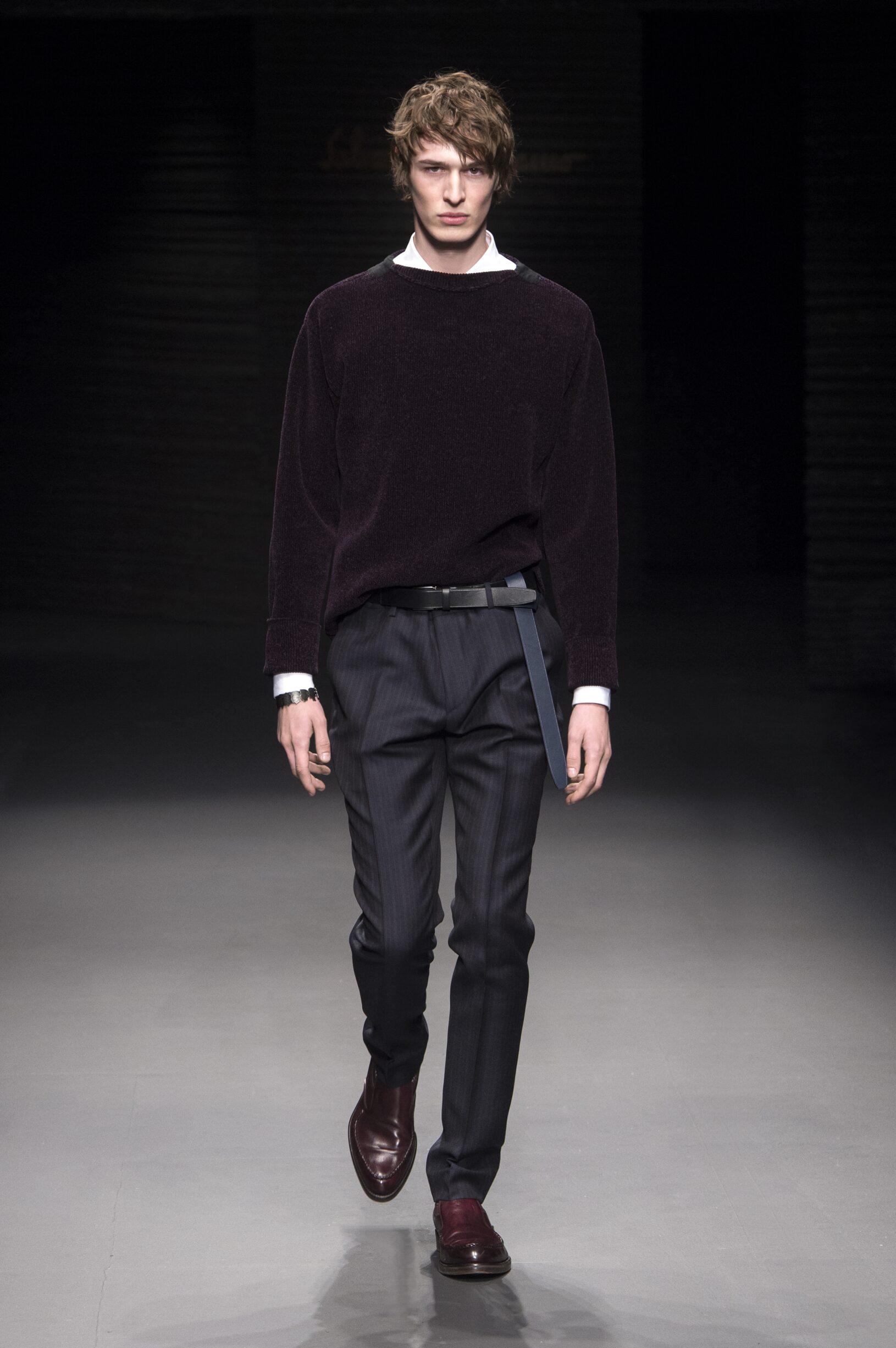 2017 Man Style Salvatore Ferragamo