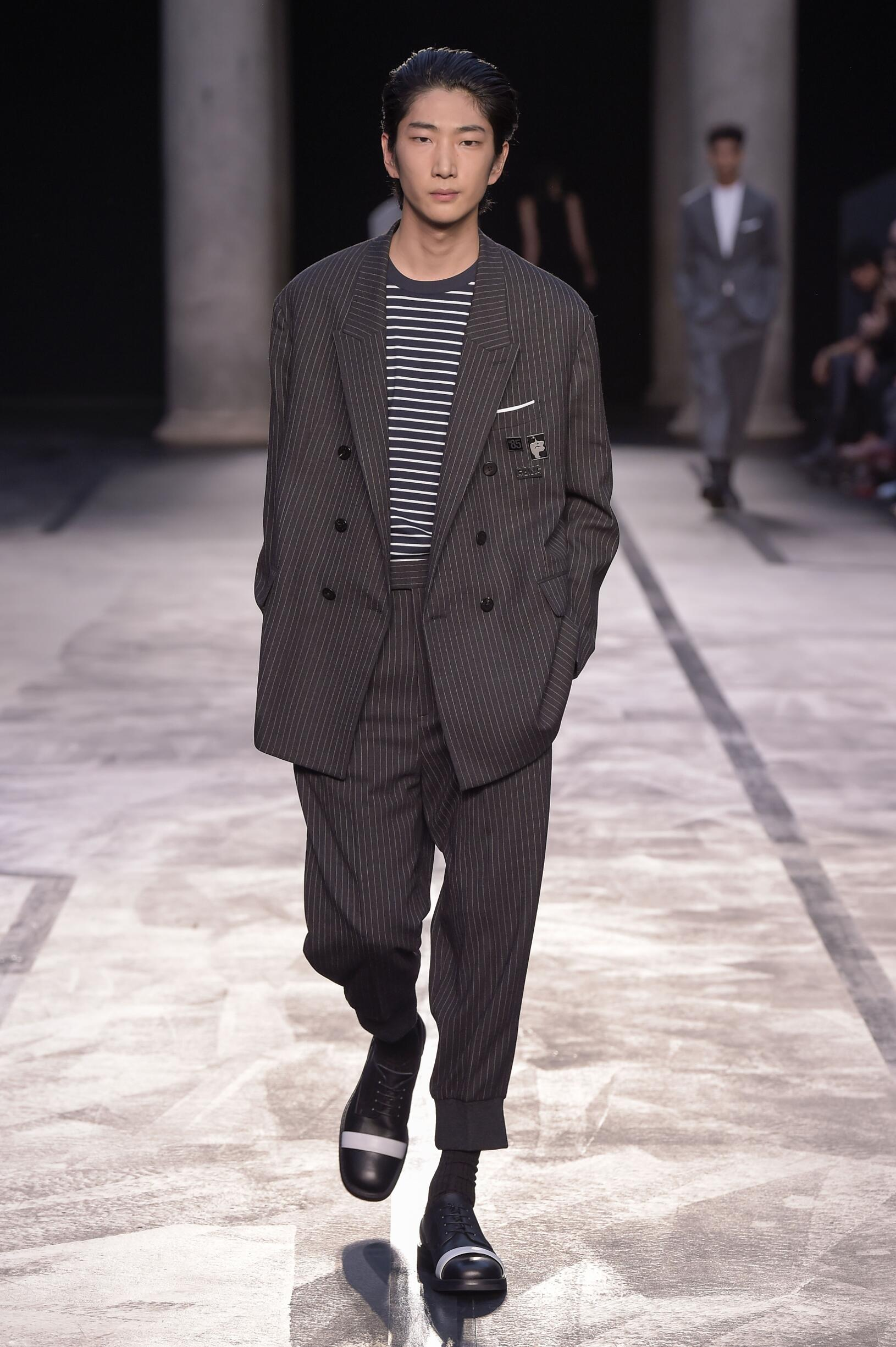 2017 Neil Barrett Fall Winter Man