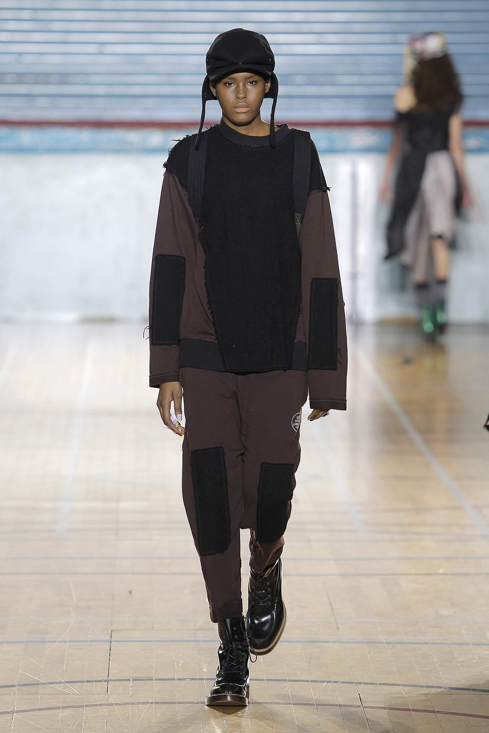 2017 Vivienne Westwood Catwalk London Fashion Week