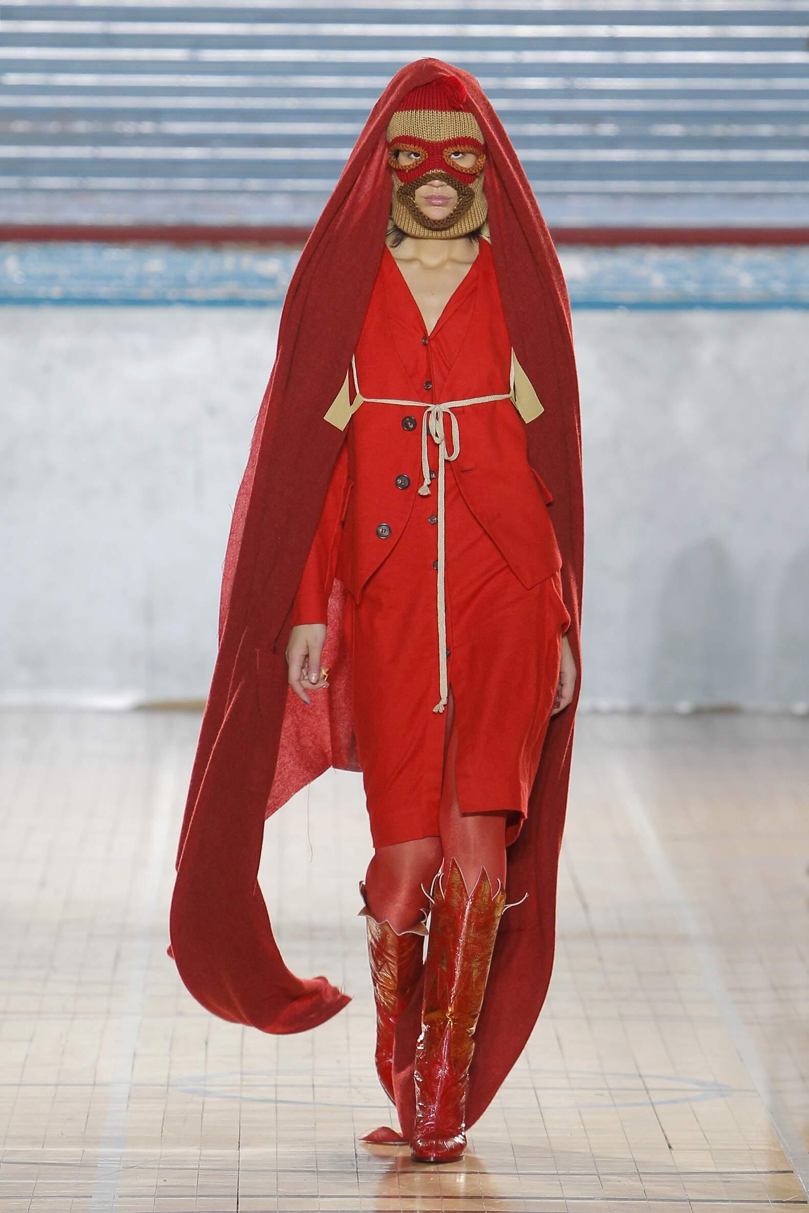 2017 Vivienne Westwood Fall Catwalk