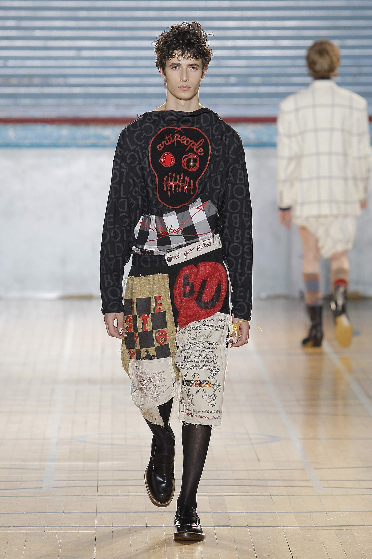 2017 Vivienne Westwood Fall Winter Man