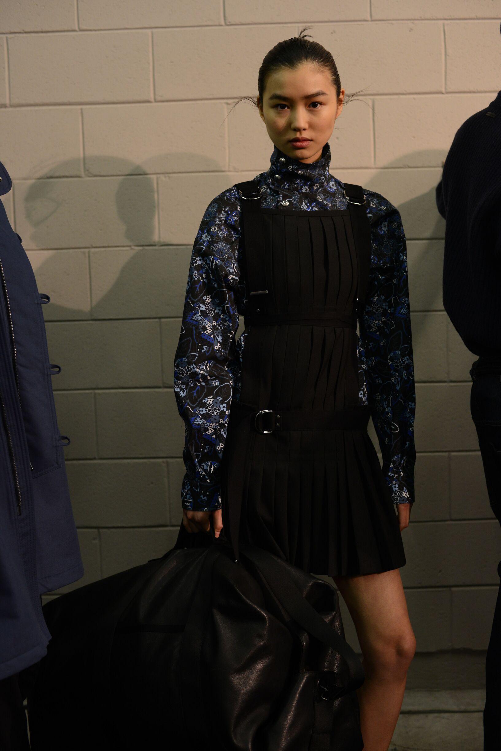 Backstage Woman Diesel Black Gold Model