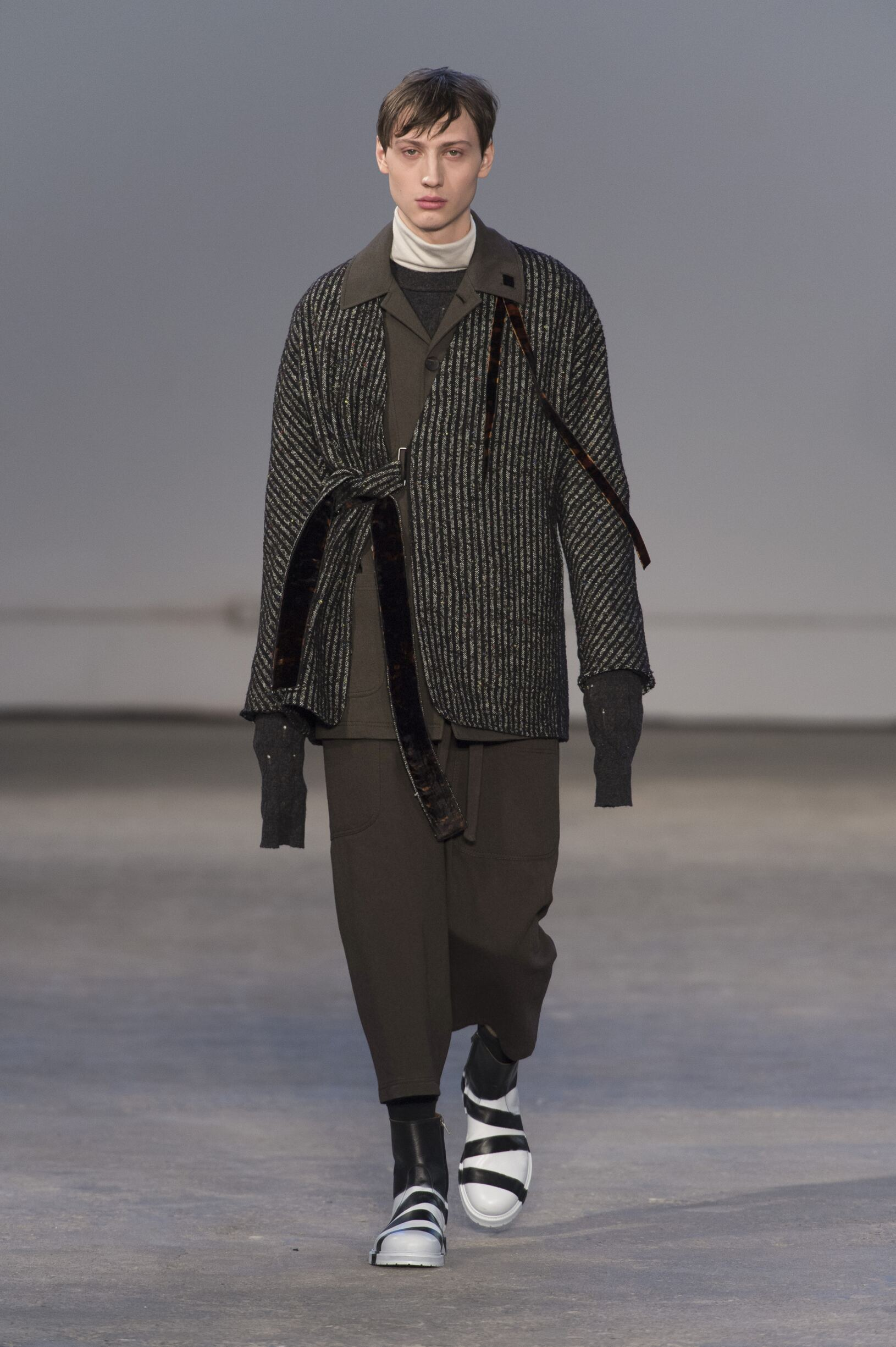 Catwalk Damir Doma Winter 2017