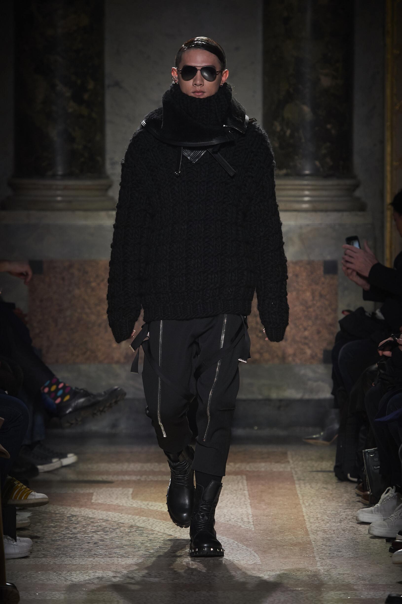 Catwalk Les Hommes Winter 2017