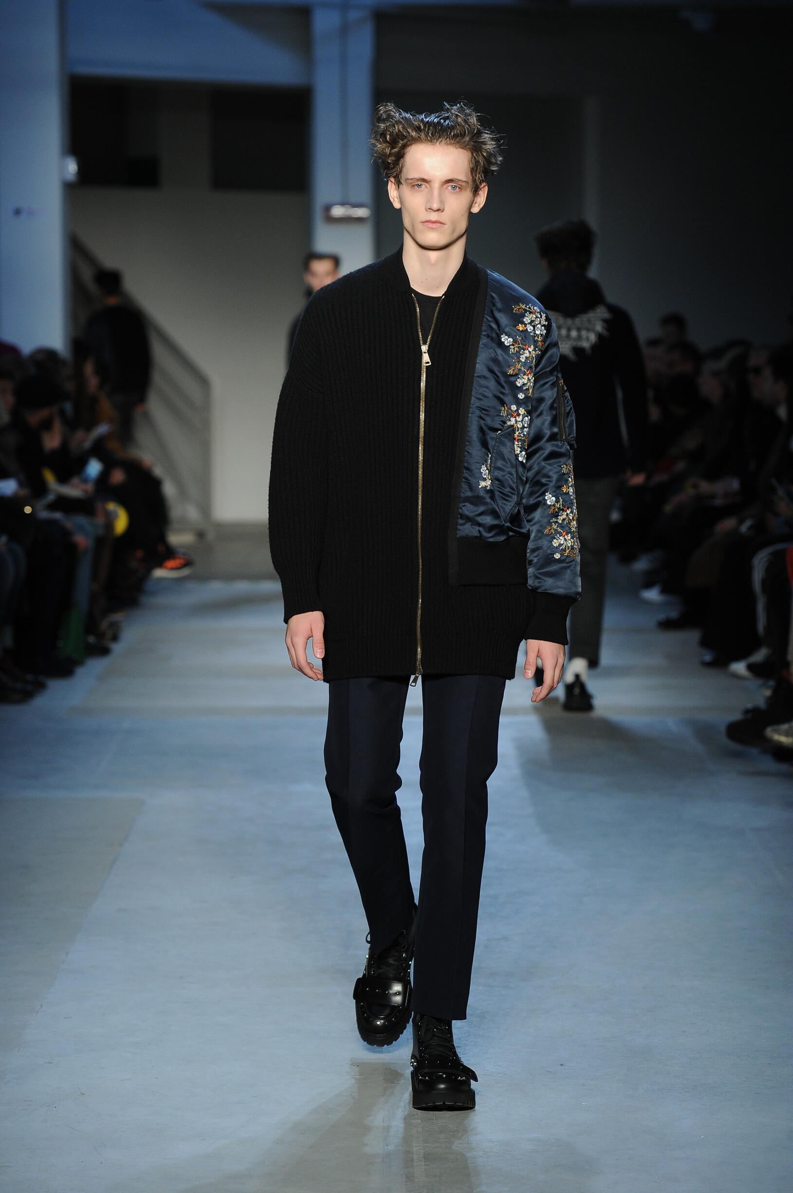 Catwalk N°21 Man Fashion Show Winter 2017