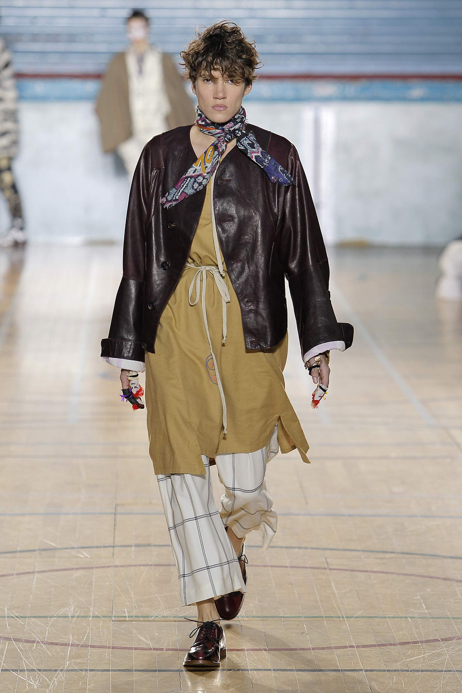Catwalk Vivienne Westwood Man Fashion Show Winter 2017