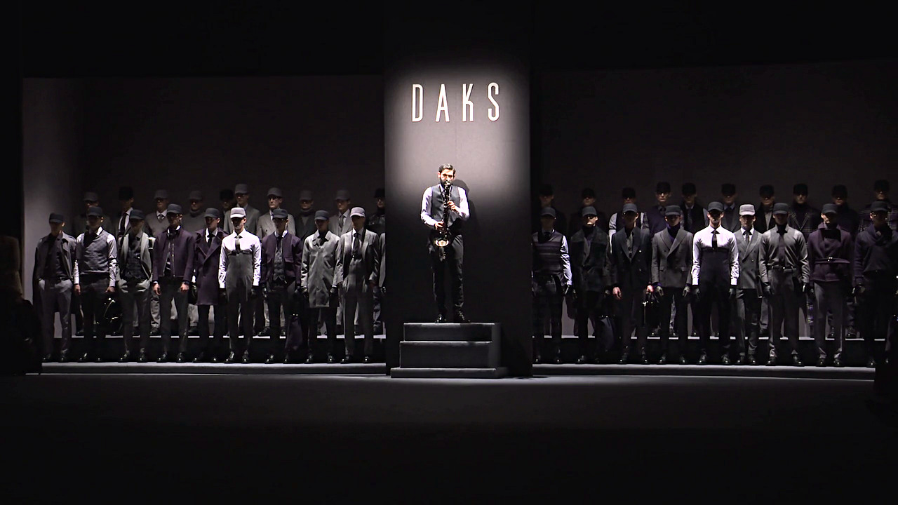 Daks Fall Winter 2017-18 Fashion Show - Milan Fashion Week