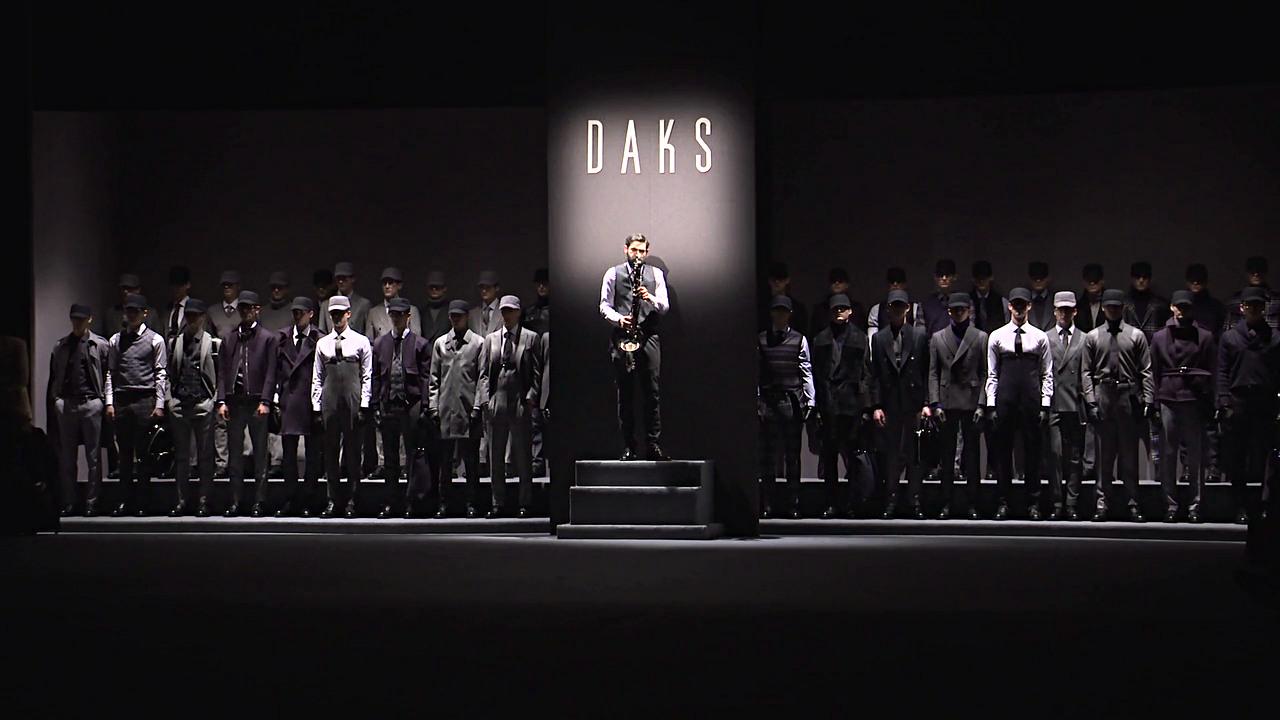 Daks Fall Winter 2017-18 Fashion Show - Milan Fashion Week
