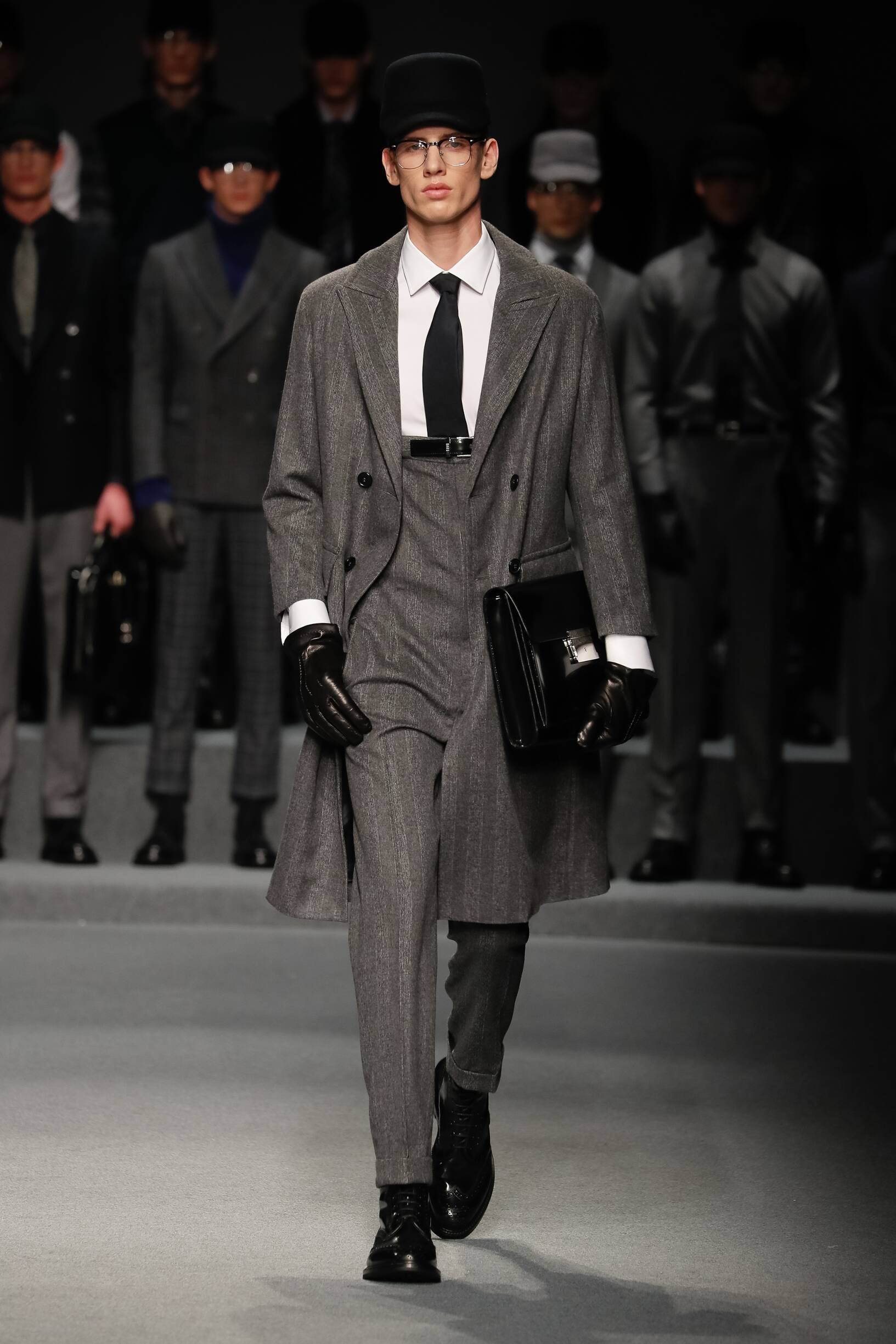 Daks Fall Winter 2017 Mens Collection Milan Fashion Week