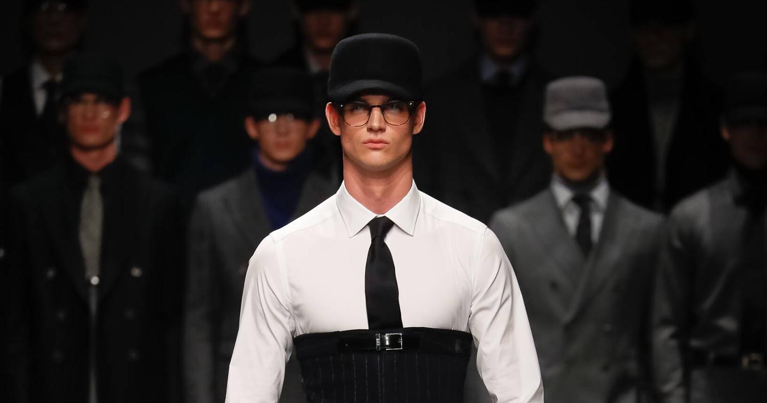 Daks Fashion Show FW 2017 Milan