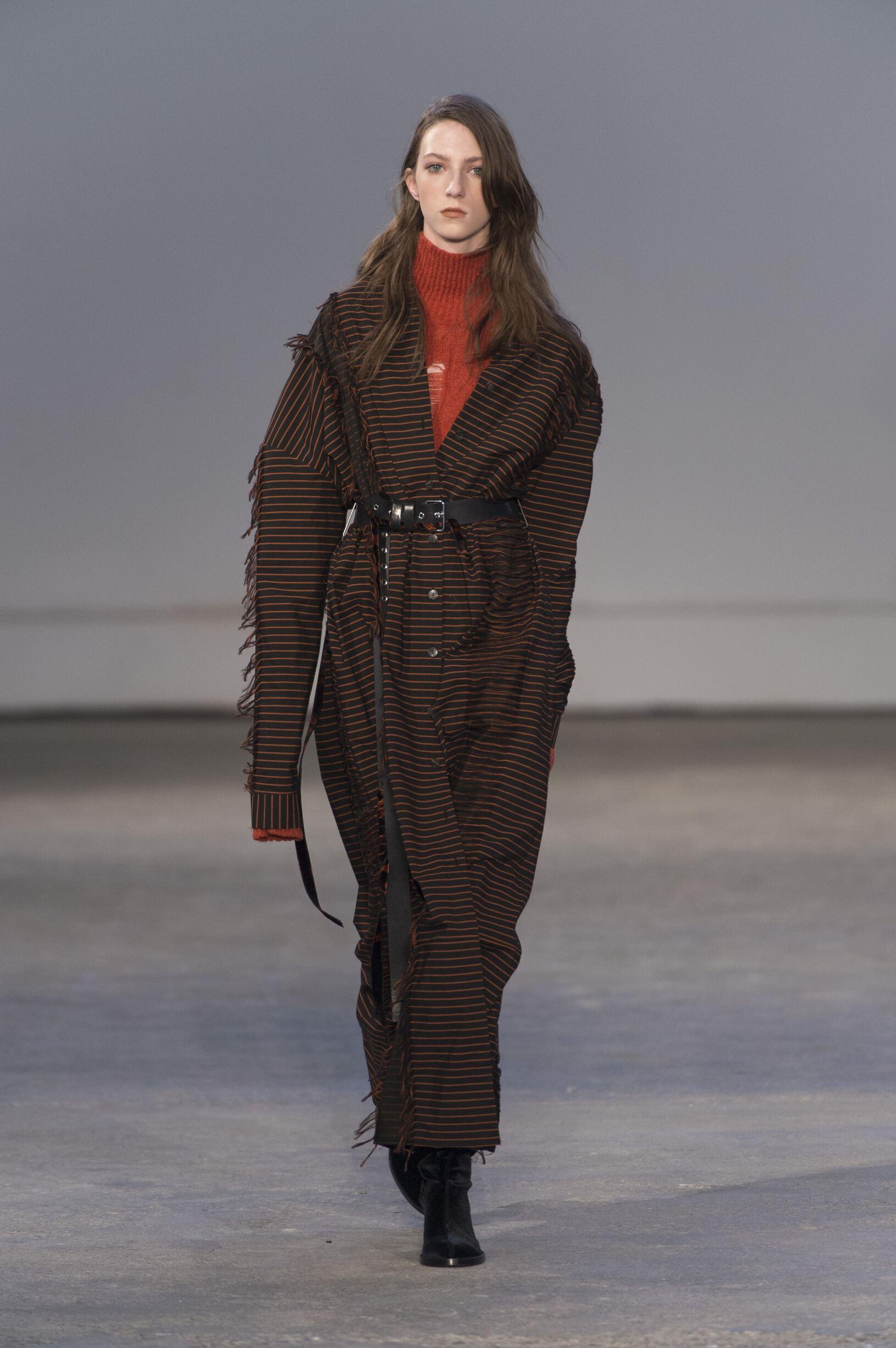 Damir Doma FW 2017 Womenswear