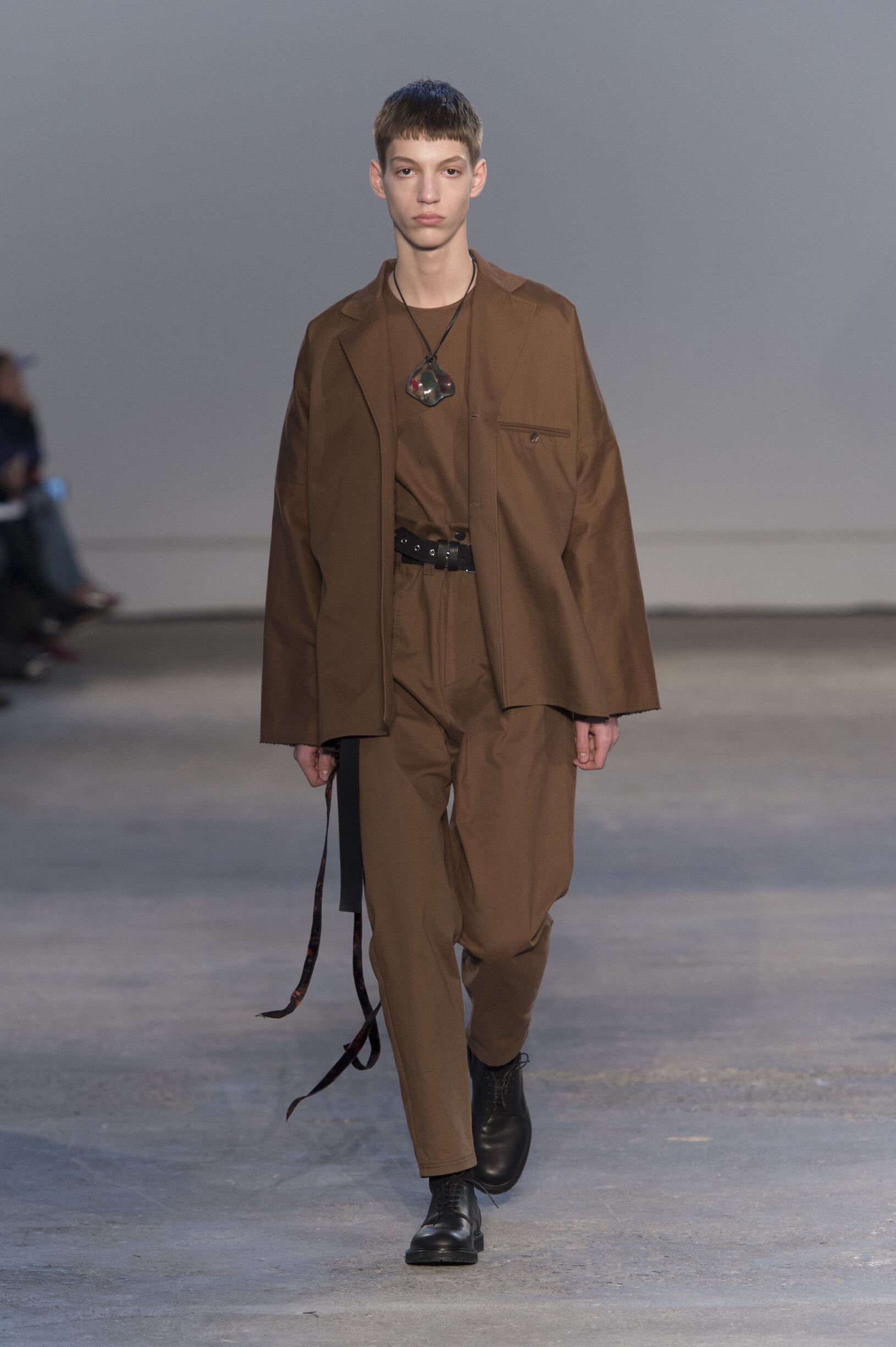 Damir Doma Fall Winter 2017 Collection Milan Fashion Week