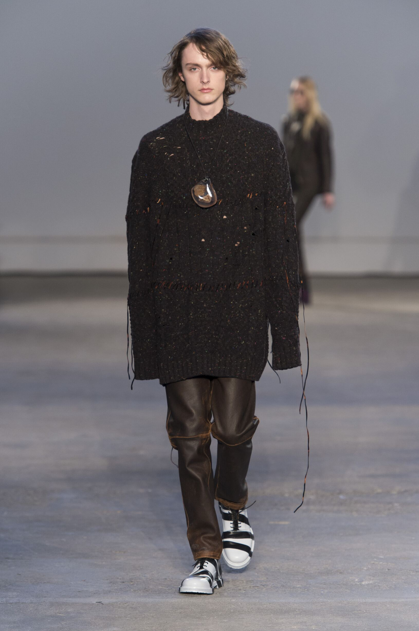 Damir Doma Milan Fashion Week Menswear