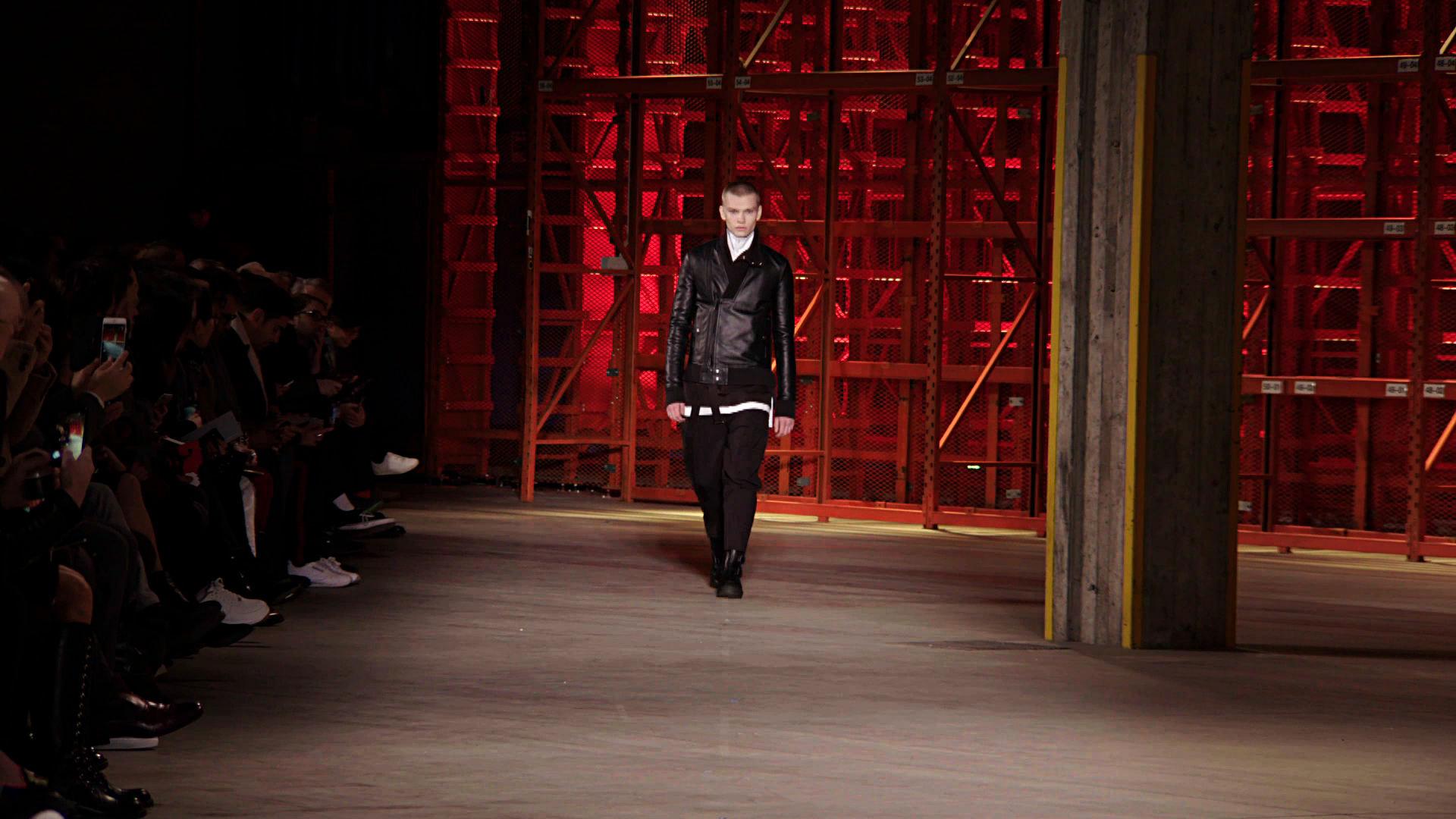 Diesel Black Gold Fall Winter 2017-18 Fashion Show- Milan Fashion Week