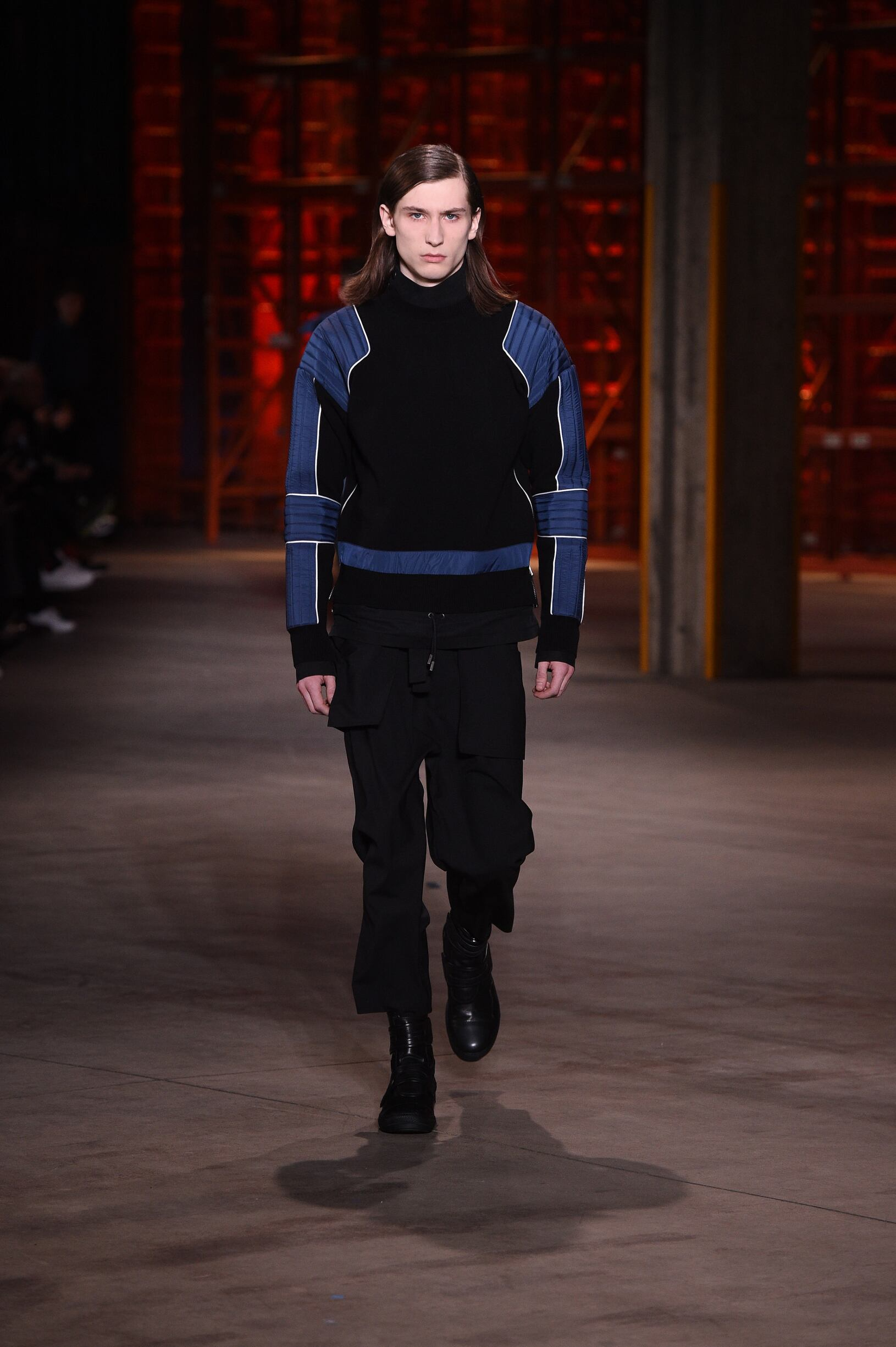 Diesel Black Gold Milan Fashion Week Menswear