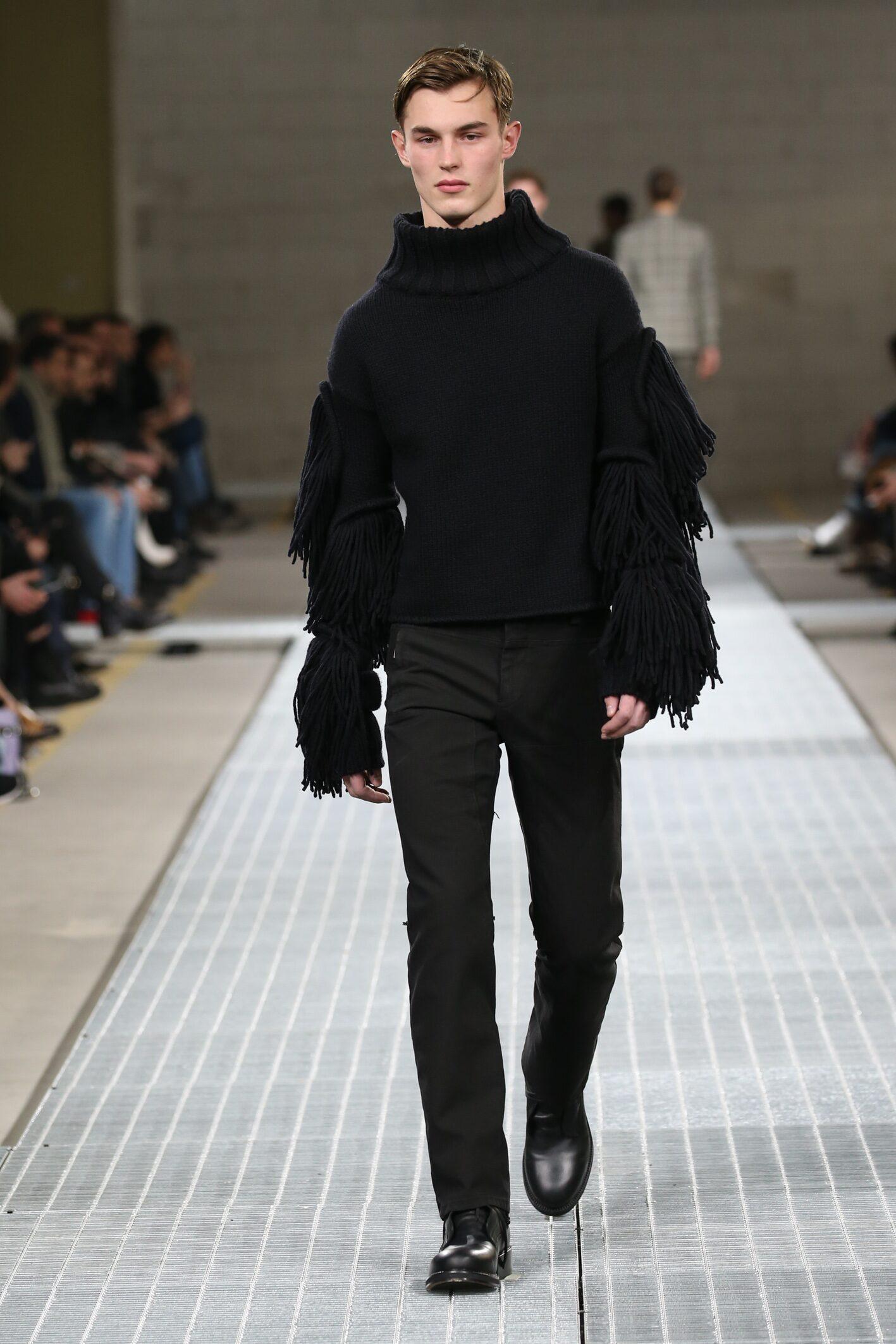 Dirk Bikkembergs FW 2017 Menswear