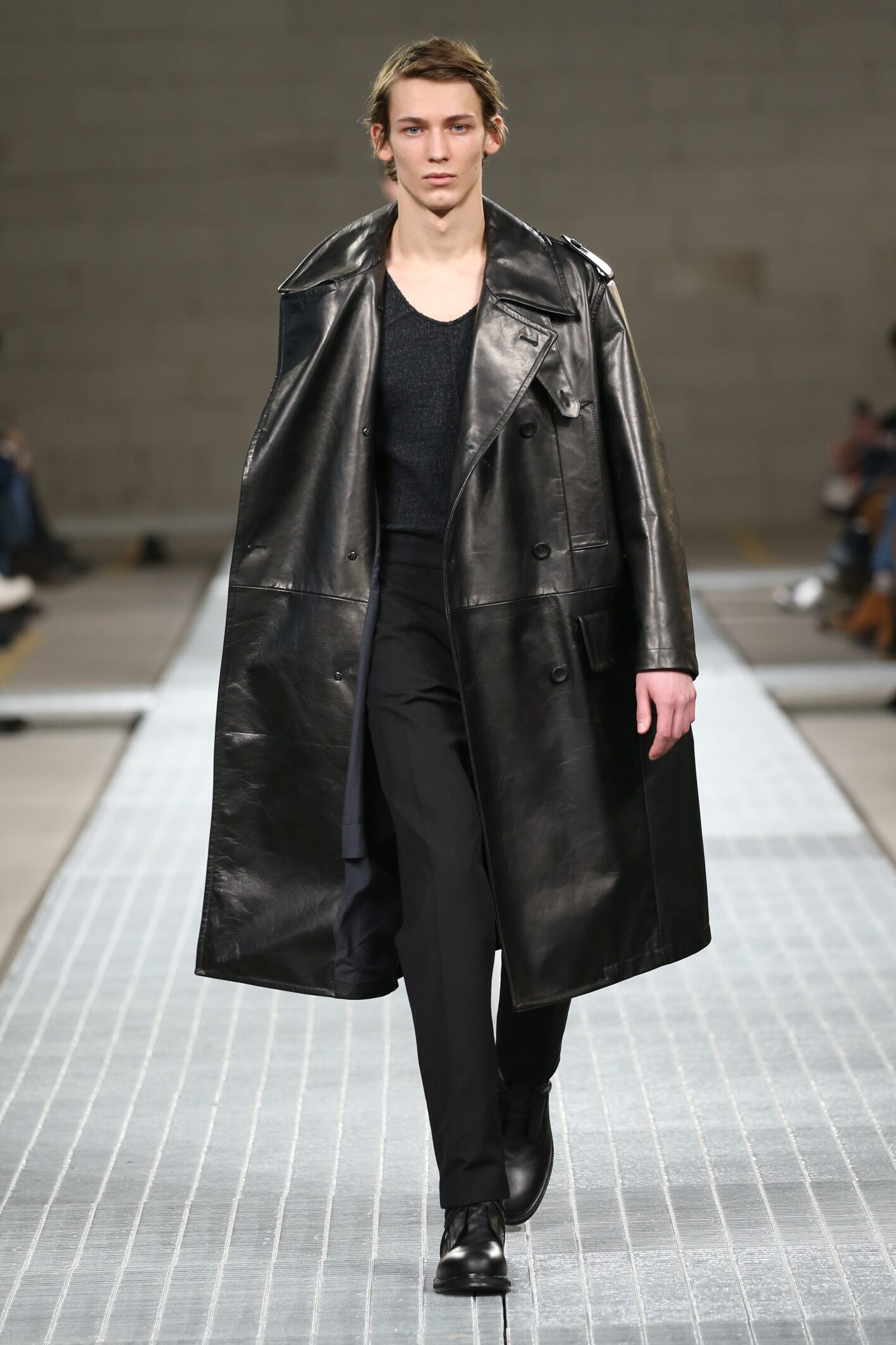 Dirk Bikkembergs Fashion Show FW 2017