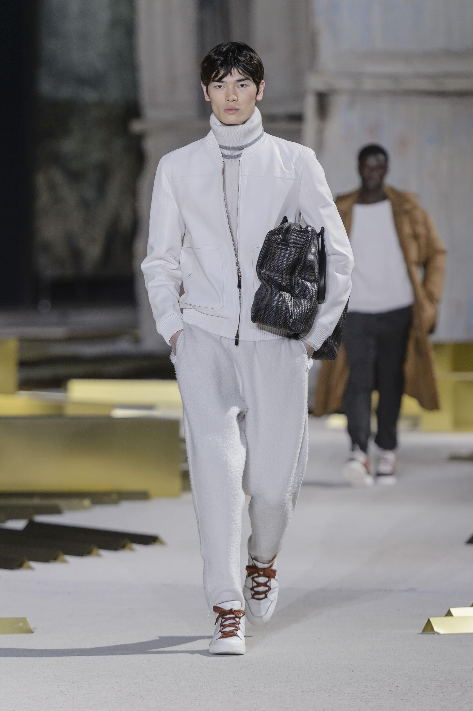 Ermenegildo Zegna FW 2017 Menswear
