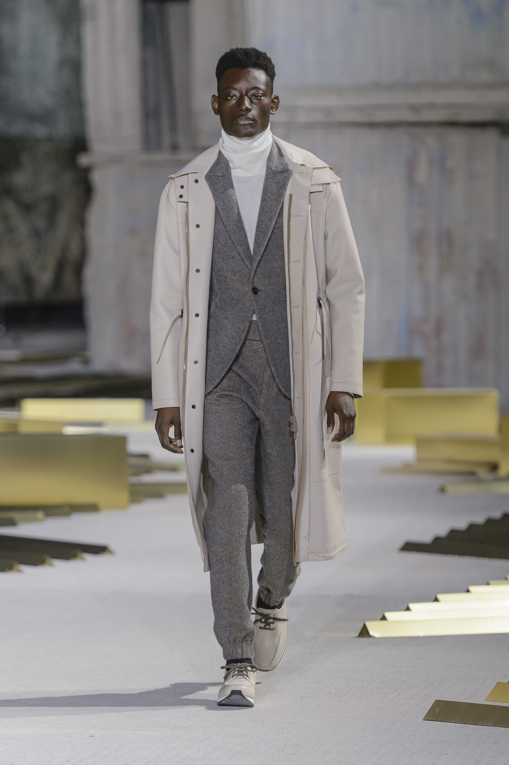 Ermenegildo Zegna Fall Winter 2017 Mens Collection Milan Fashion Week